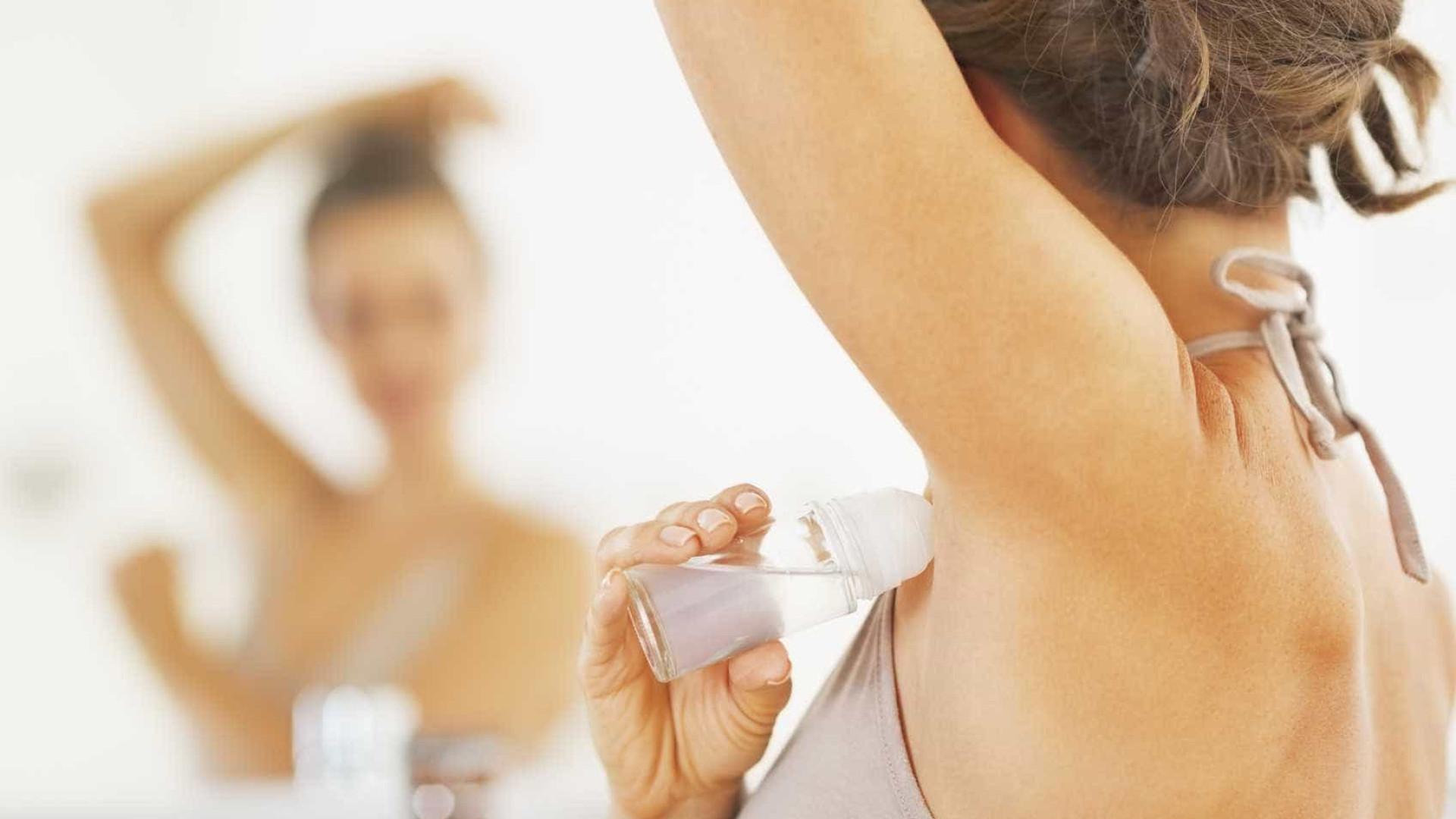 Desodorantes podem provocar  câncer de mama, diz estudo