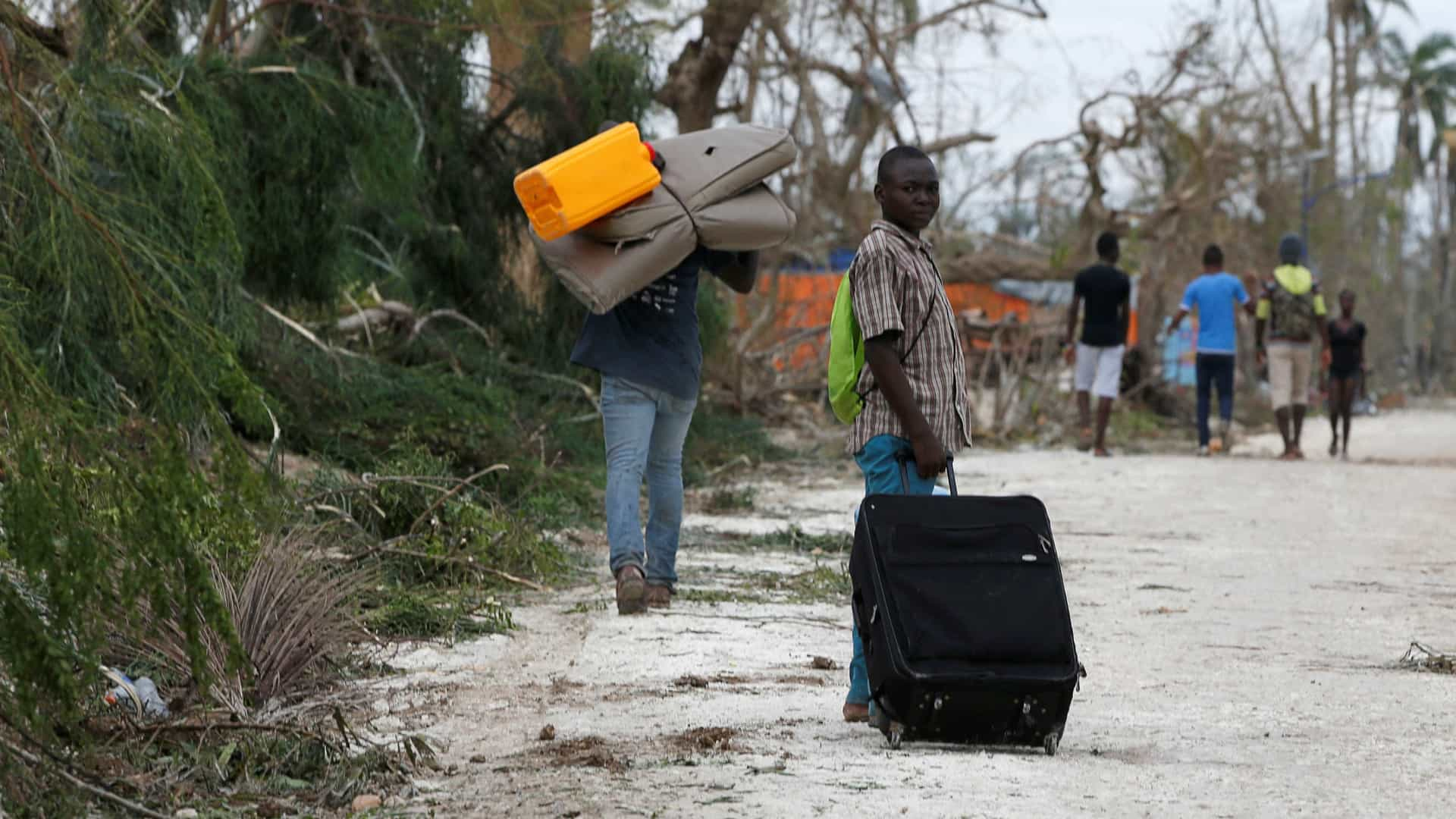 Campanha carioca vai enviar alimentos para as vítimas do Haiti