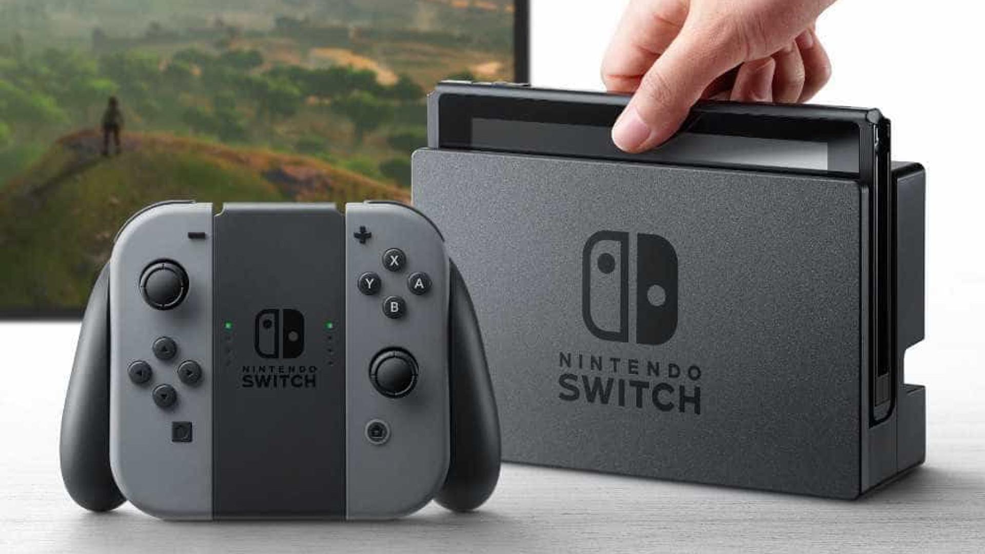 Coronavírus afetou produção da Switch, avisa Nintendo