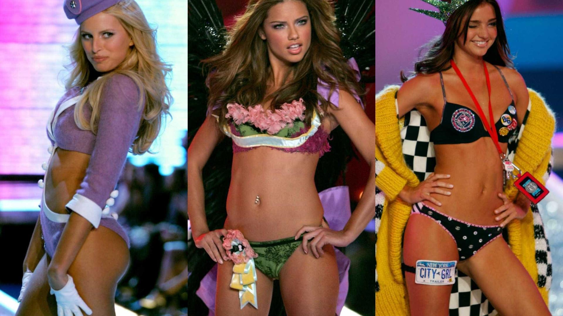 Victoria's Secret Fashion Show 2016 será em Paris