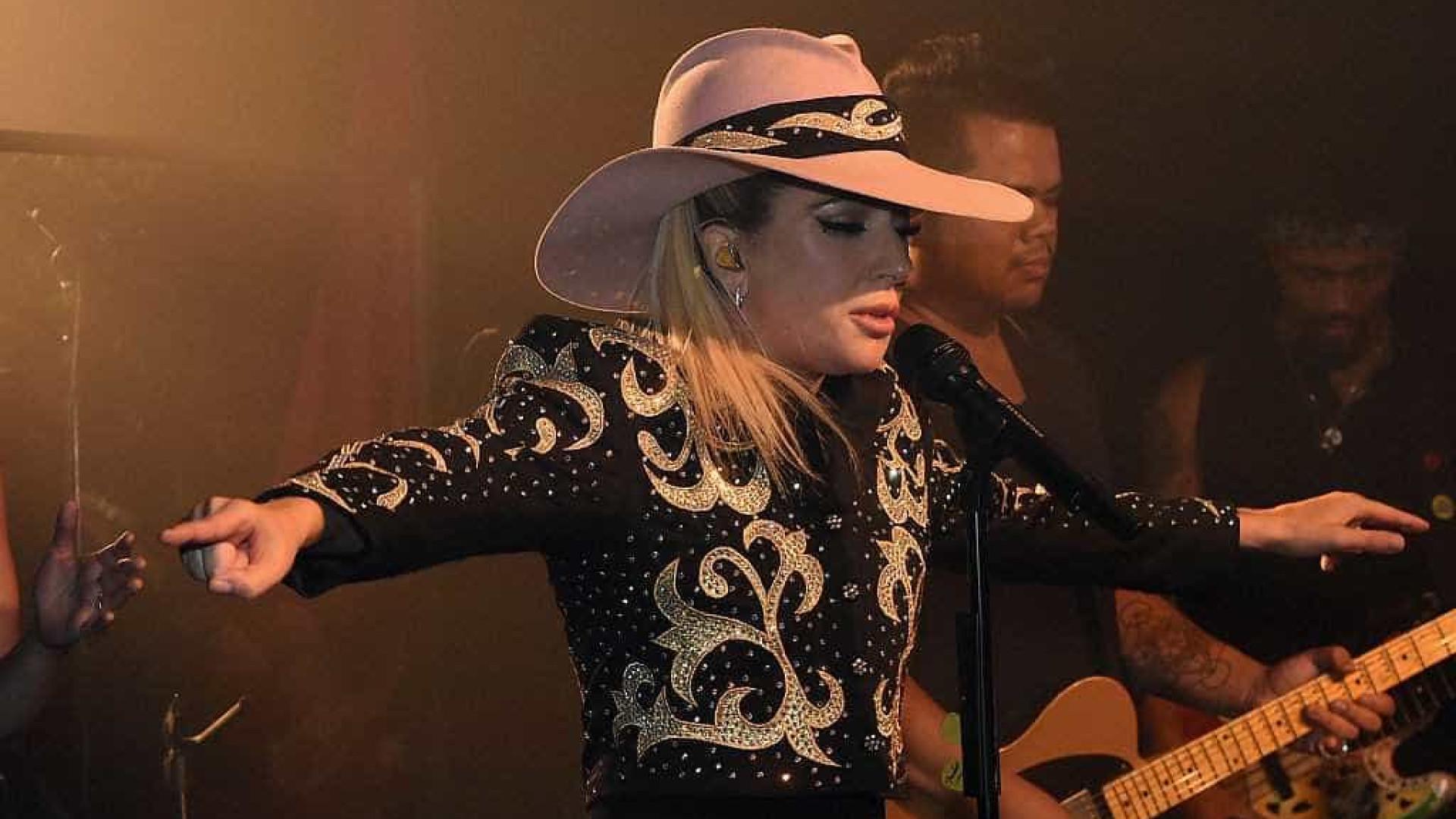 O acessório preferido de Lady Gaga
