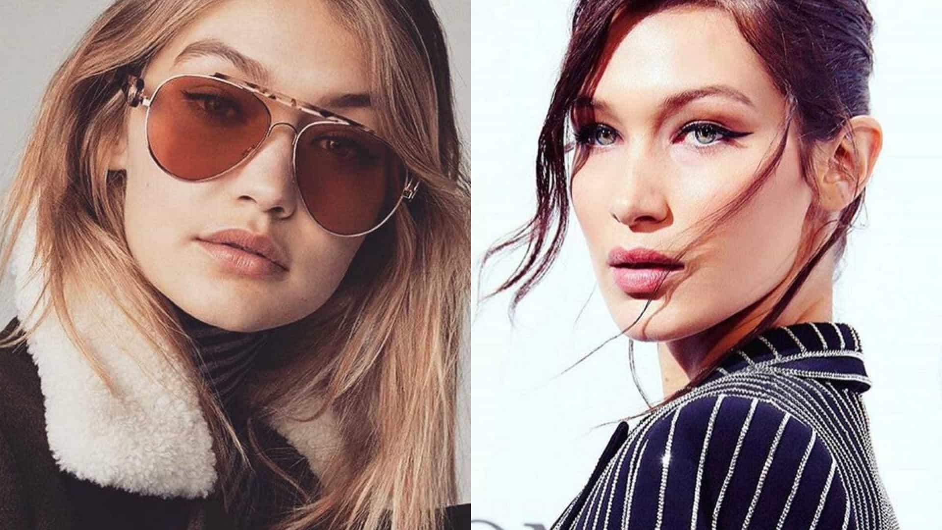 Prêmio 'International Model of the Year' tem duelo das irmãs Hadid