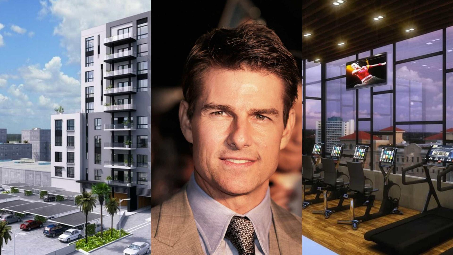 Conheça o novo apartamento de Tom Cruise na Flórida