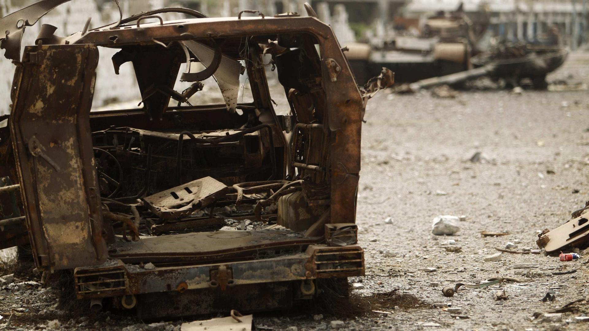 Arábia Saudita frustra dois atentados terroristas