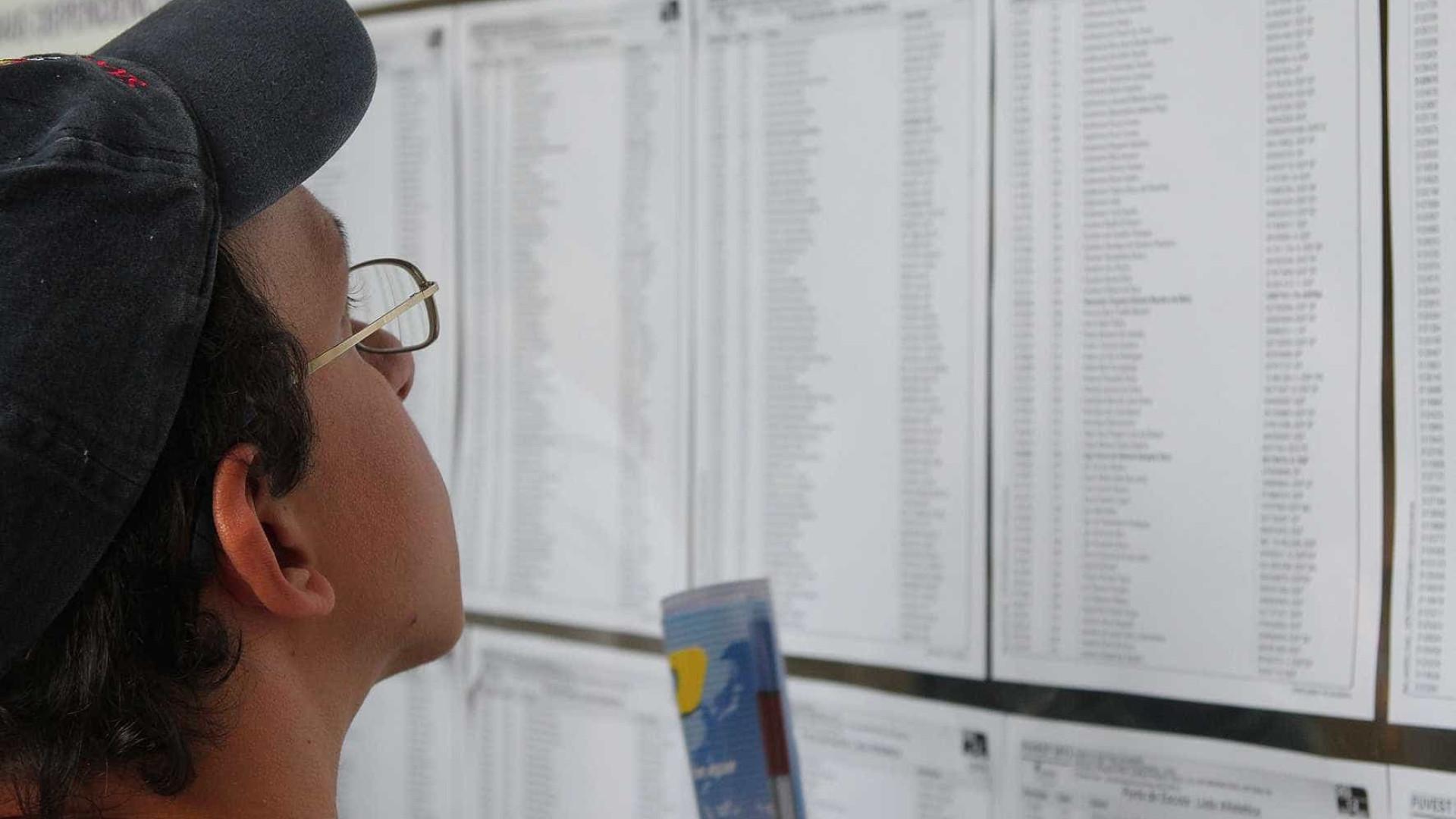 Fuvest abre inscrições para o vestibular 2020 nesta segunda