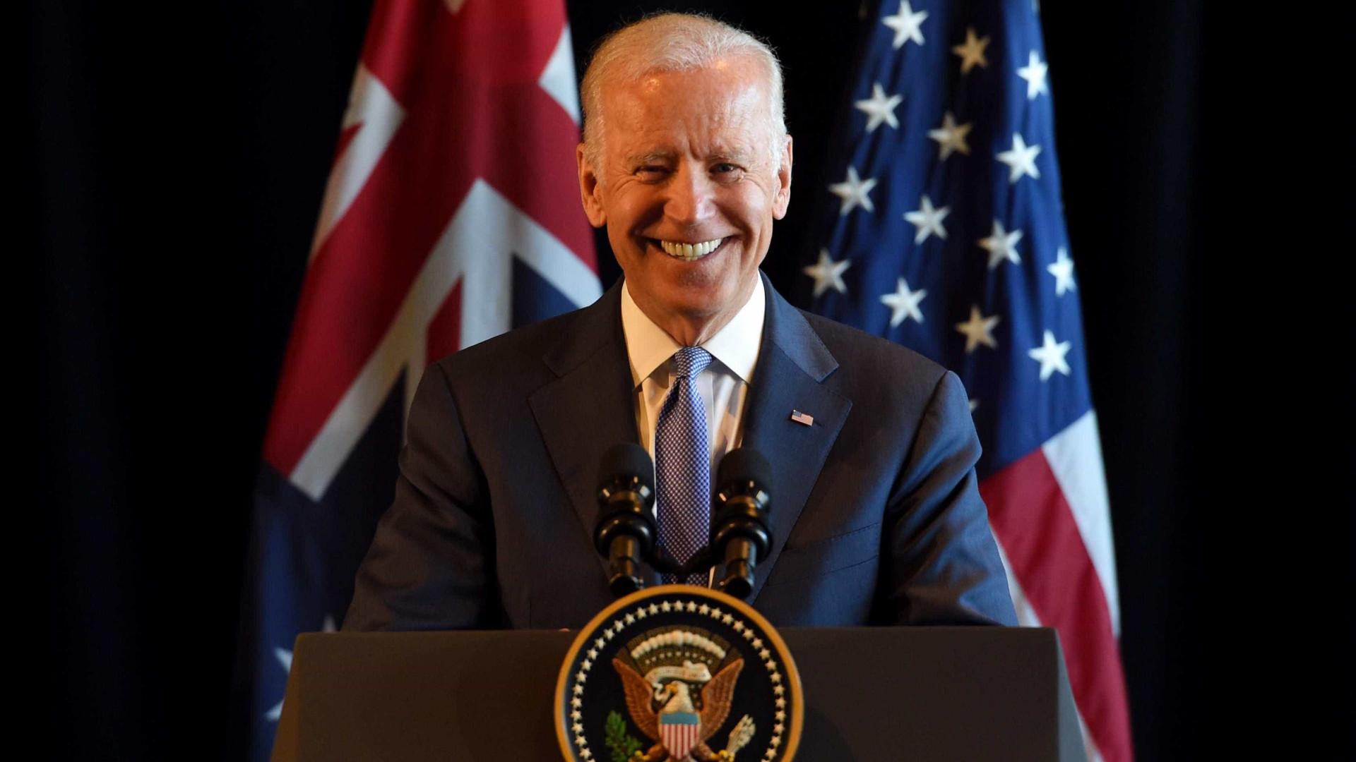 Biden se diz o 'mais qualificado' para ser presidente dos EUA
