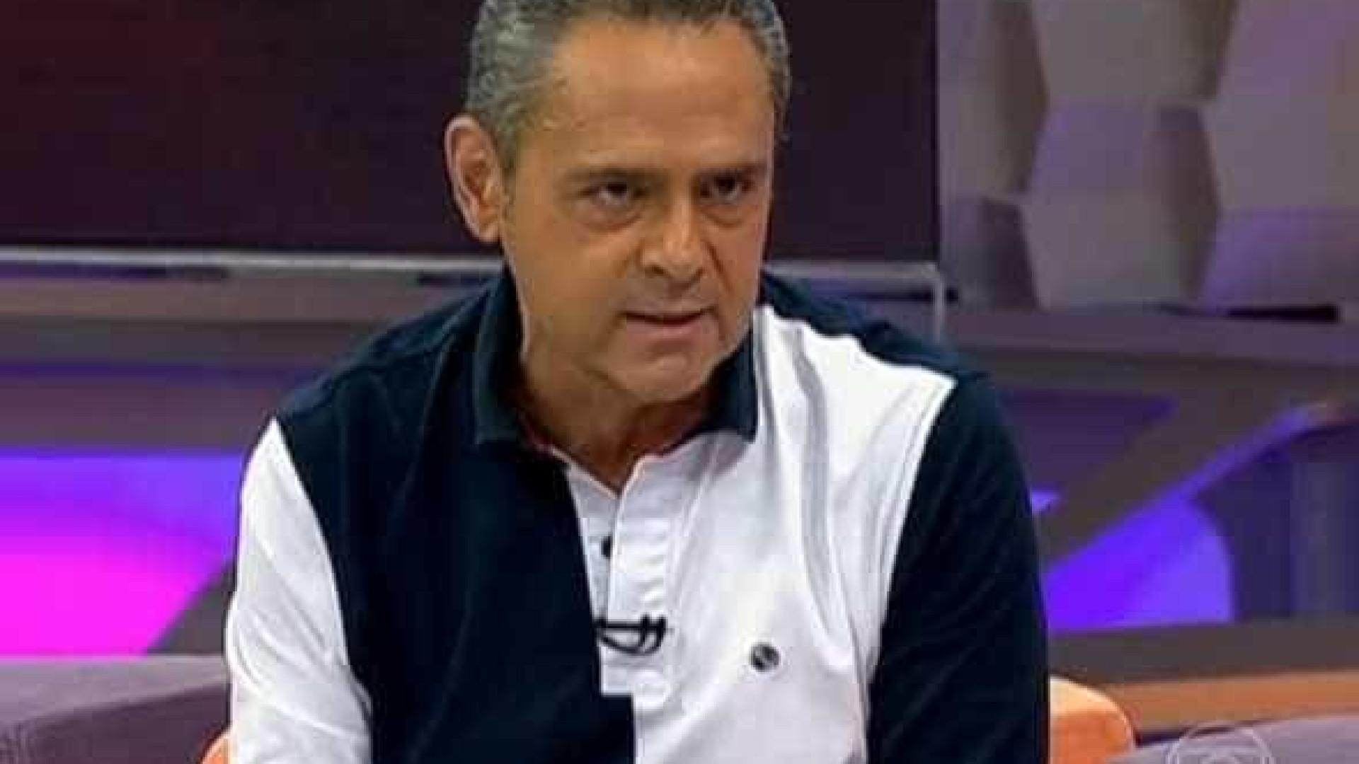 'Pistola', Luís Roberto diz que é 'inaceitável' realizar Copa América no Brasil
