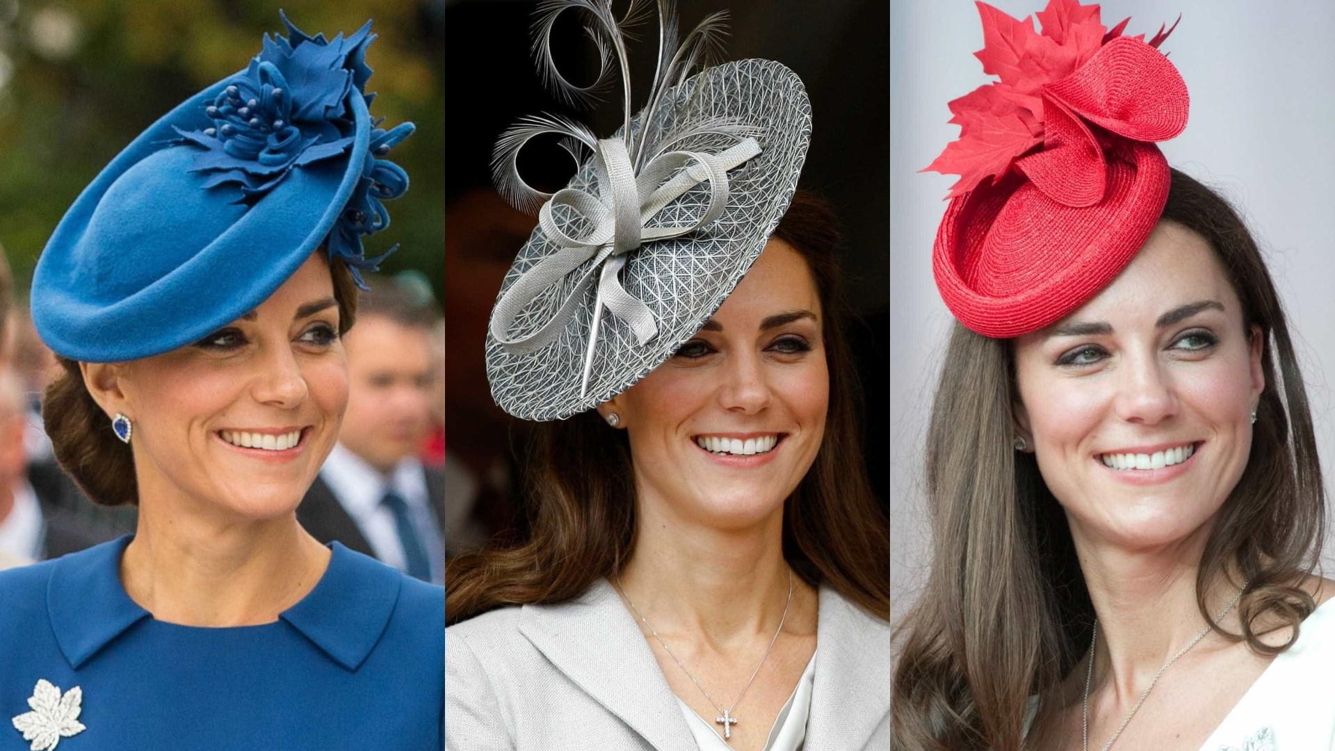 "Kate Middleton: uma duquesa de ""tirar o chapéu"""