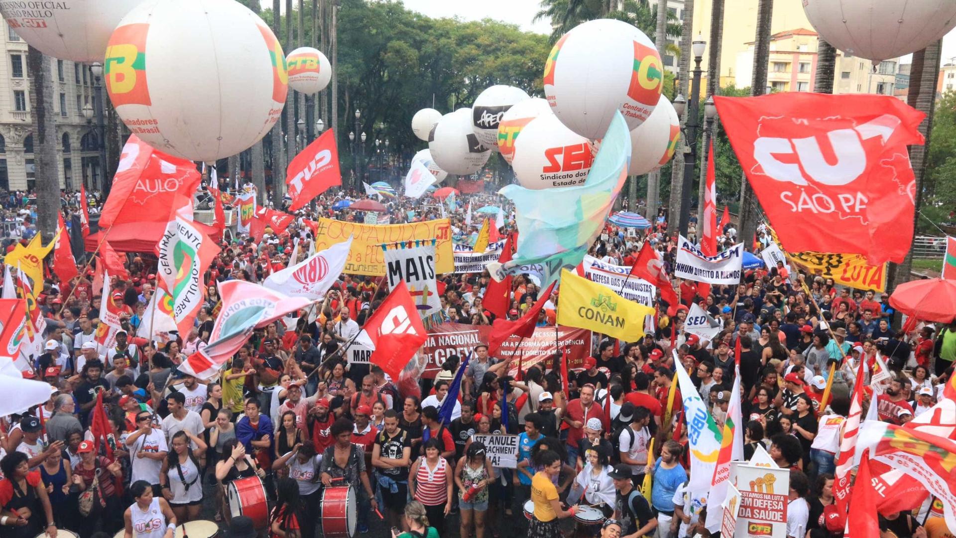 Apoiadores de Lula se dizem confiantes sobre julgamento