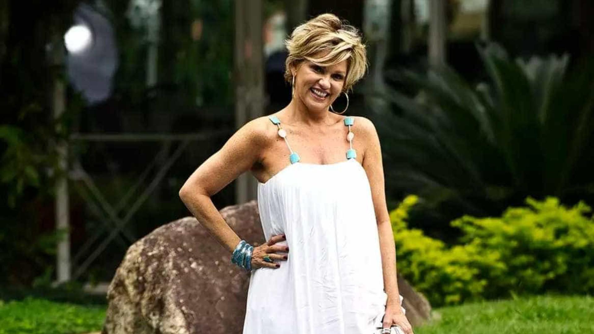 Andrea Nóbrega é internada em São Paulo com suspeita de H1N1