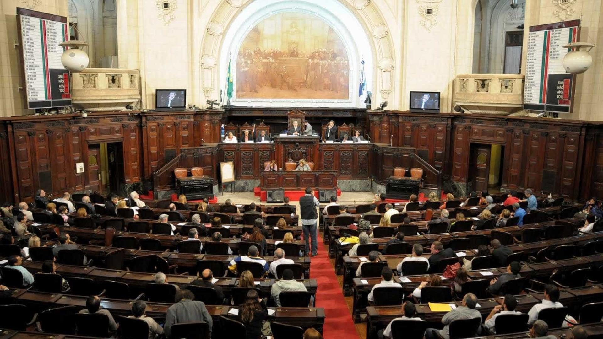 Assembleia do Rio vai mudar de sede após reforma que custou R$ 156 mi
