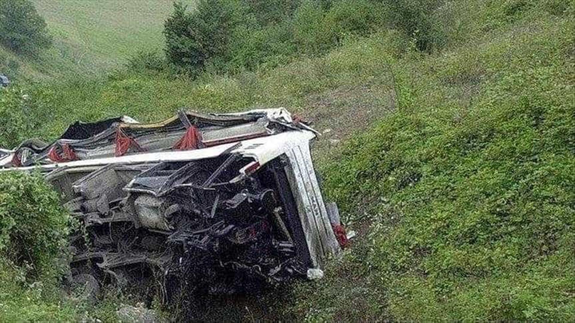 Cinco pessoas morrem em colisão entre ônibus e moto em Votuporanga