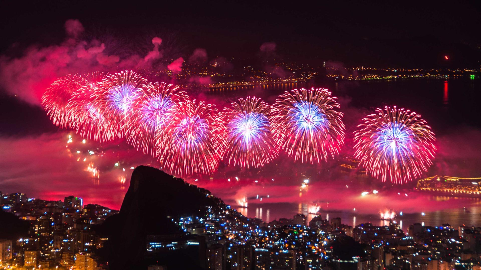 Projeto de Lei quer proibir fogos de artifício no Rio