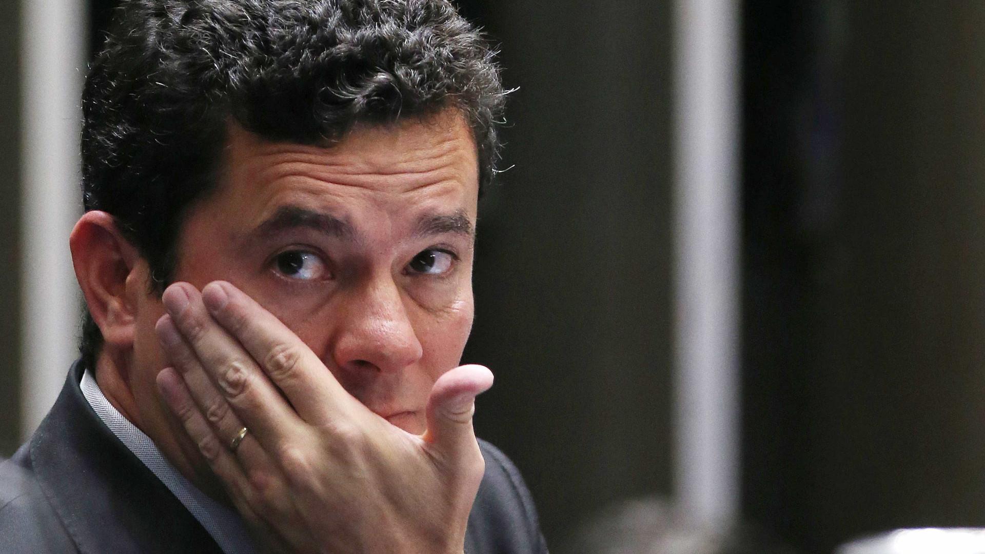 Na Câmara, petistas confrontam Moro  e o acusam de ser parcial