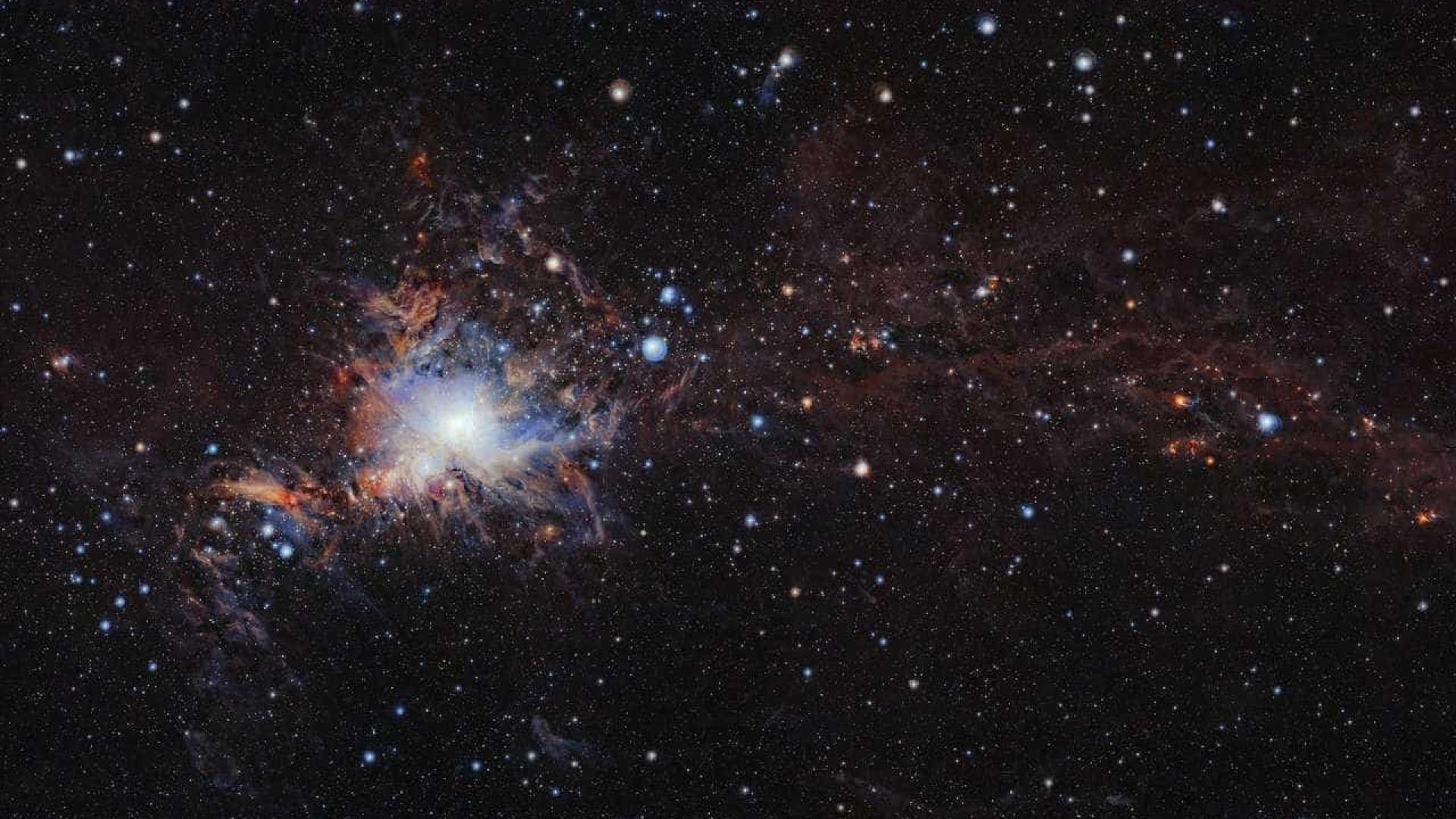 Nasa te leva para conhecer a Nebulosa de Órion