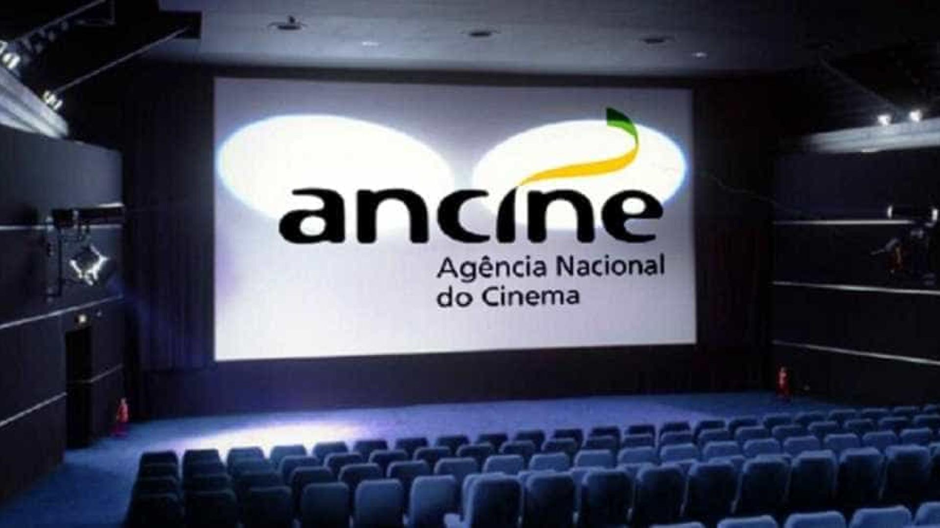 Ancine: Materiais de obras financiadas devem ter bandeira do Brasil