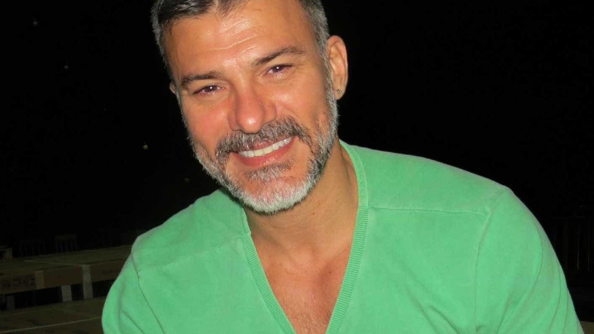 Leonardo Vieira aparece na Globo e acende rumores de volta ao canal