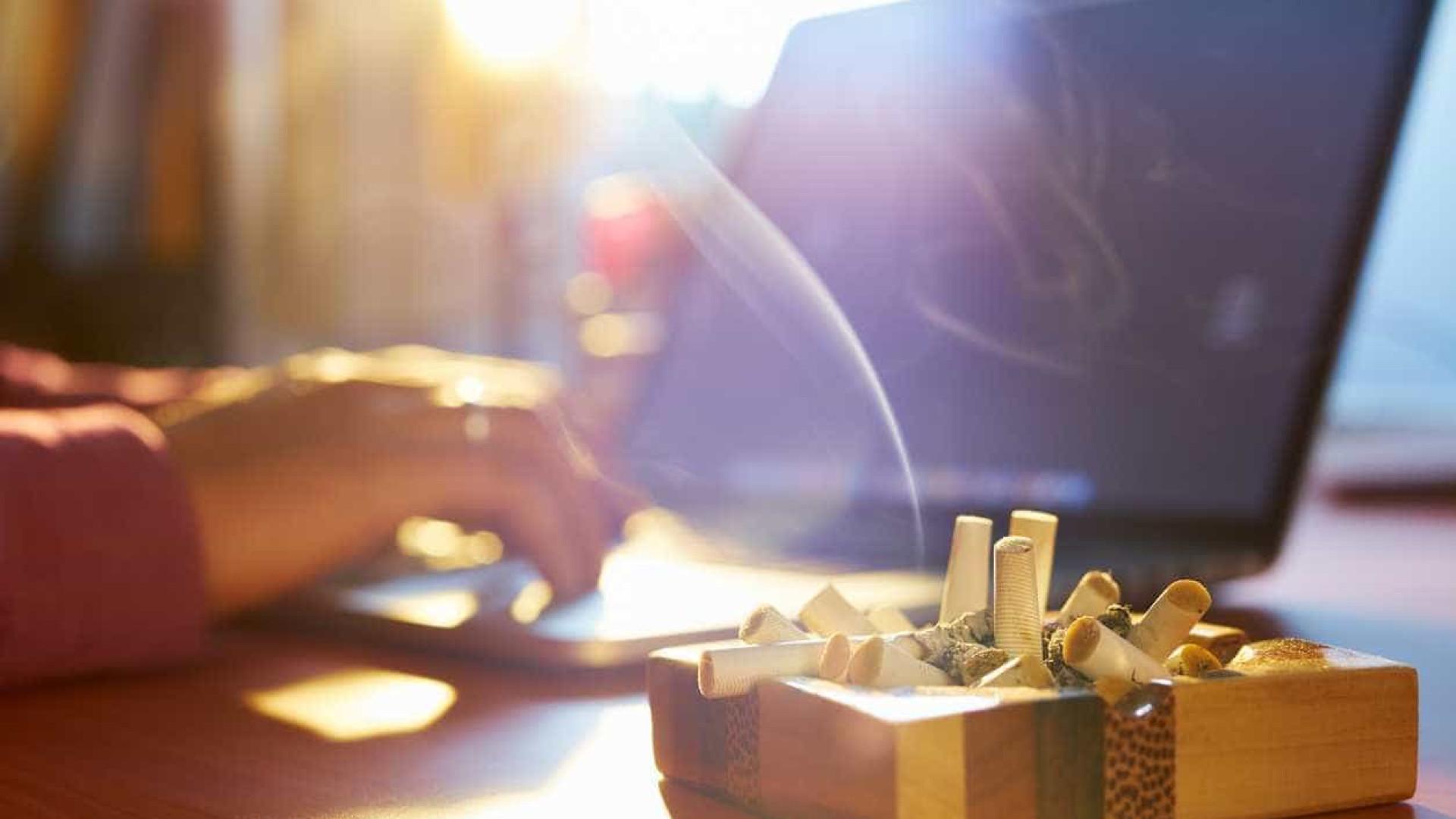 App mostra quantos cigarros 'fumamos' ao respirar em áreas poluídas