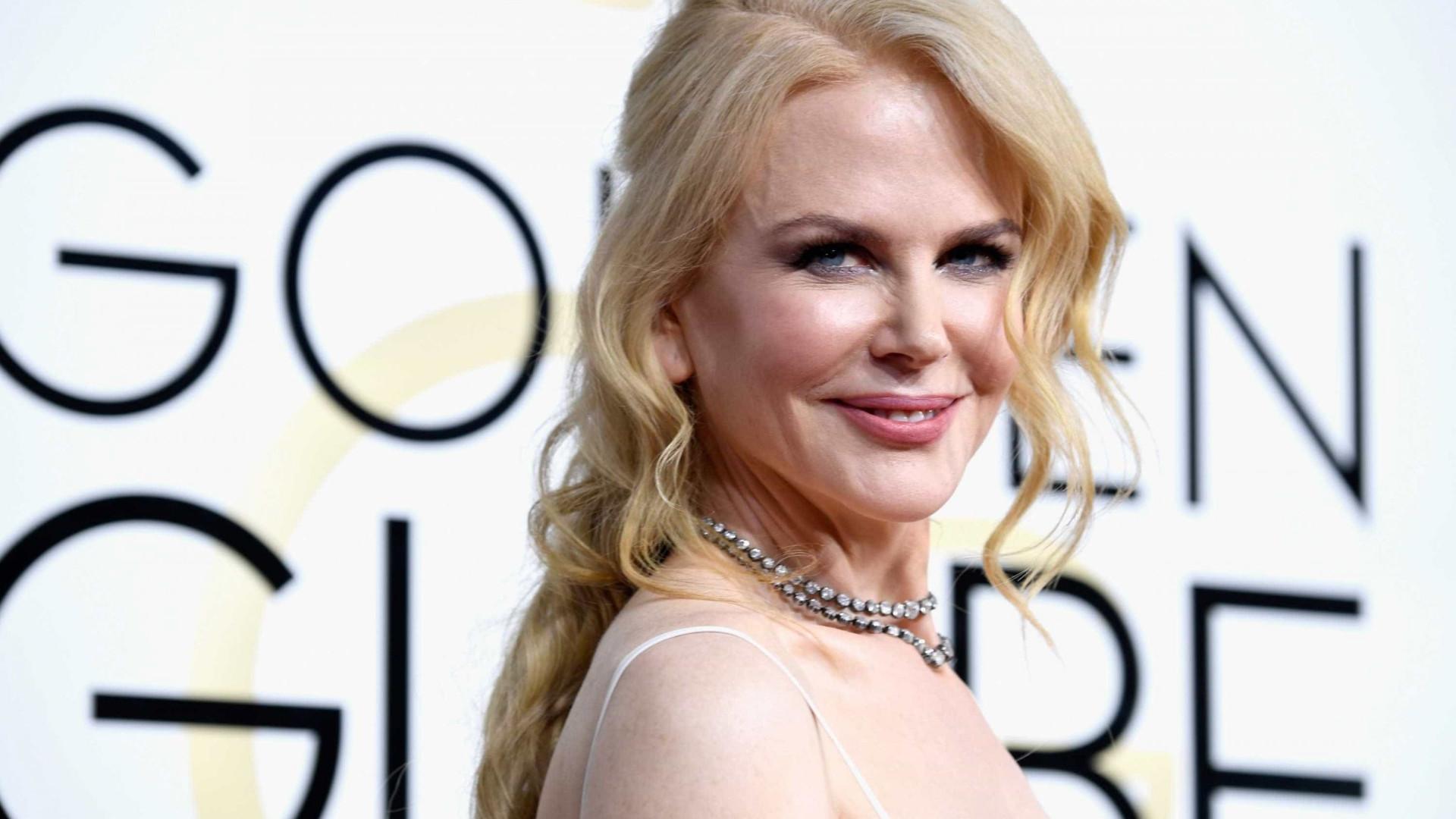 Nicole Kidman diz que já pensou em acabar com a carreira