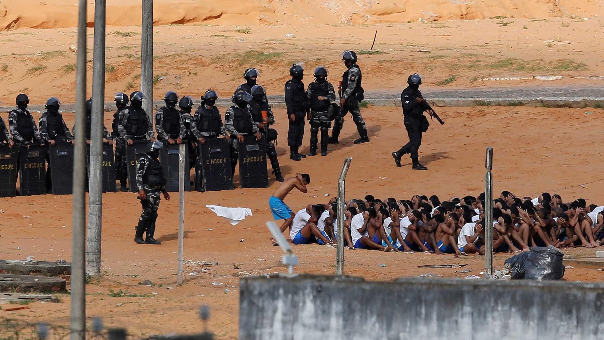 Relatório compara presídios brasileiros a locais de tortura