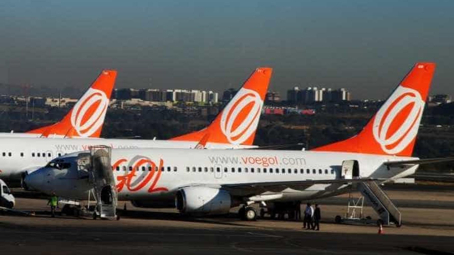 Gol amplia malha aérea em 47% em junho ante maio para 100 voos diários