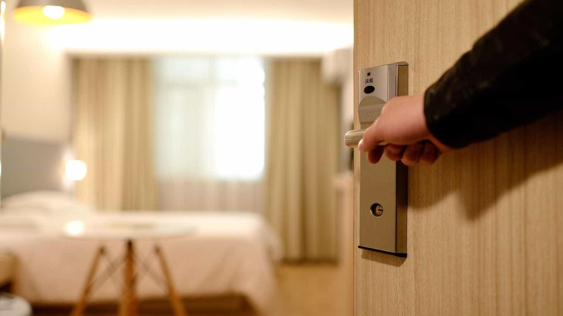 Hotel paga US$ 1.600 após sistema de fechaduras ser rackeado