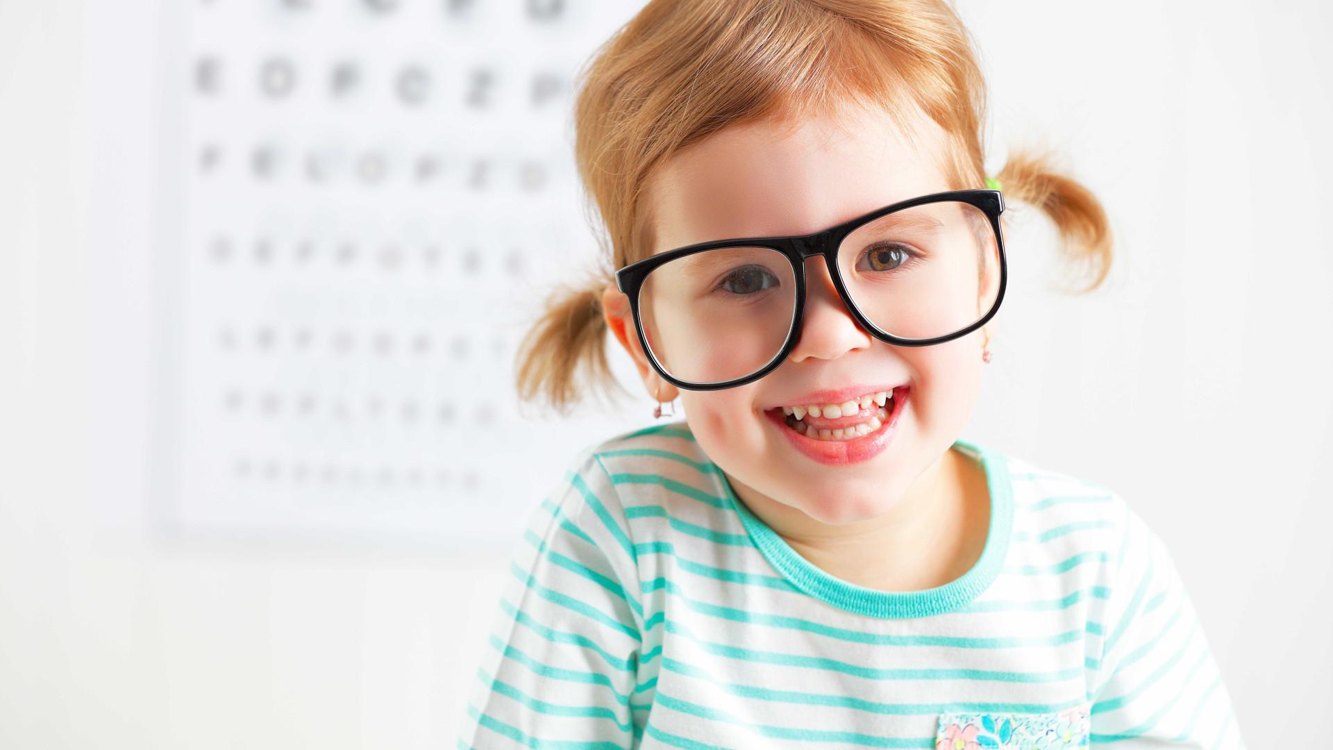 Saúde visual da criança e aumento da miopia preocupam oftalmologistas