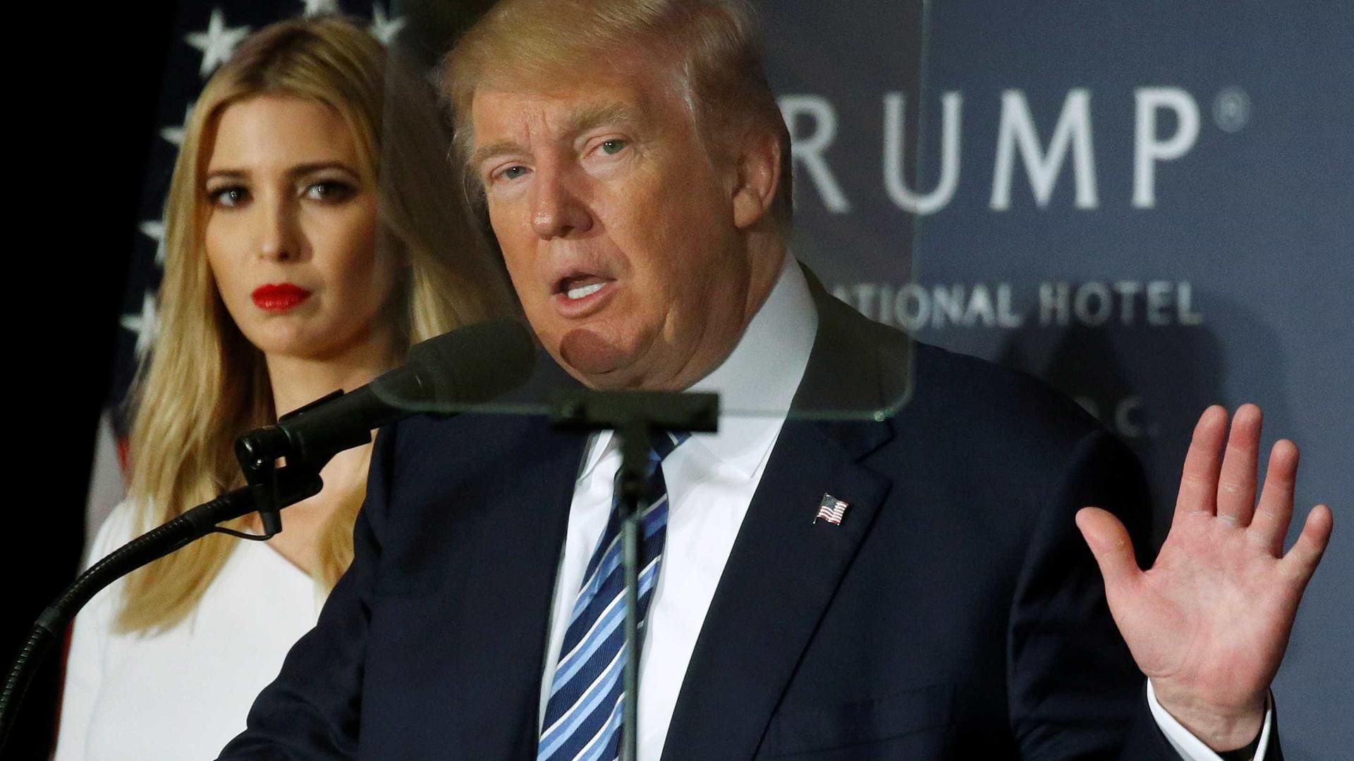 Ministro britânico pedirá desculpas a Ivanka Trump por textos vazados