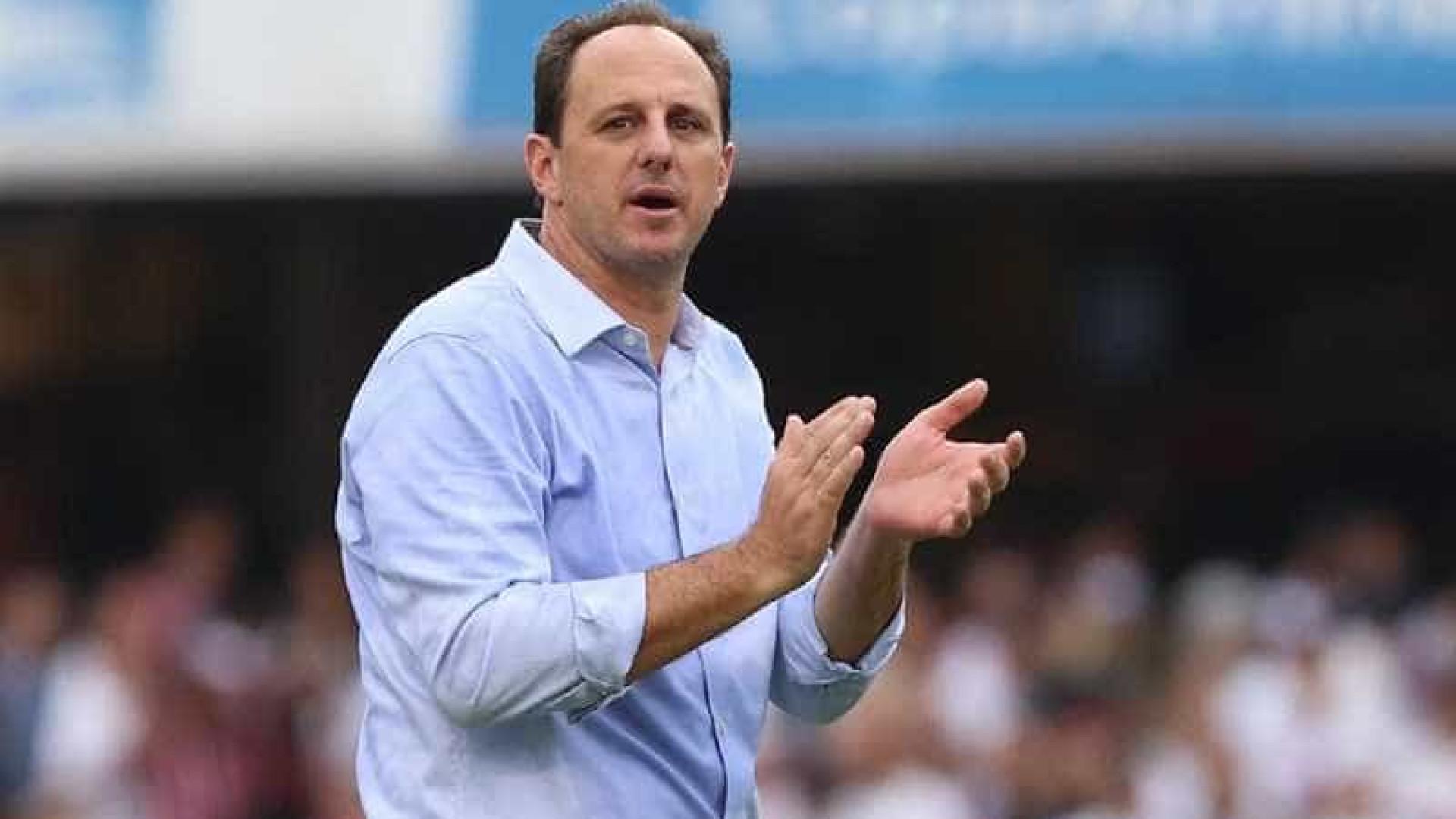 Rogério Ceni deixa o Fortaleza e acerta com o Cruzeiro