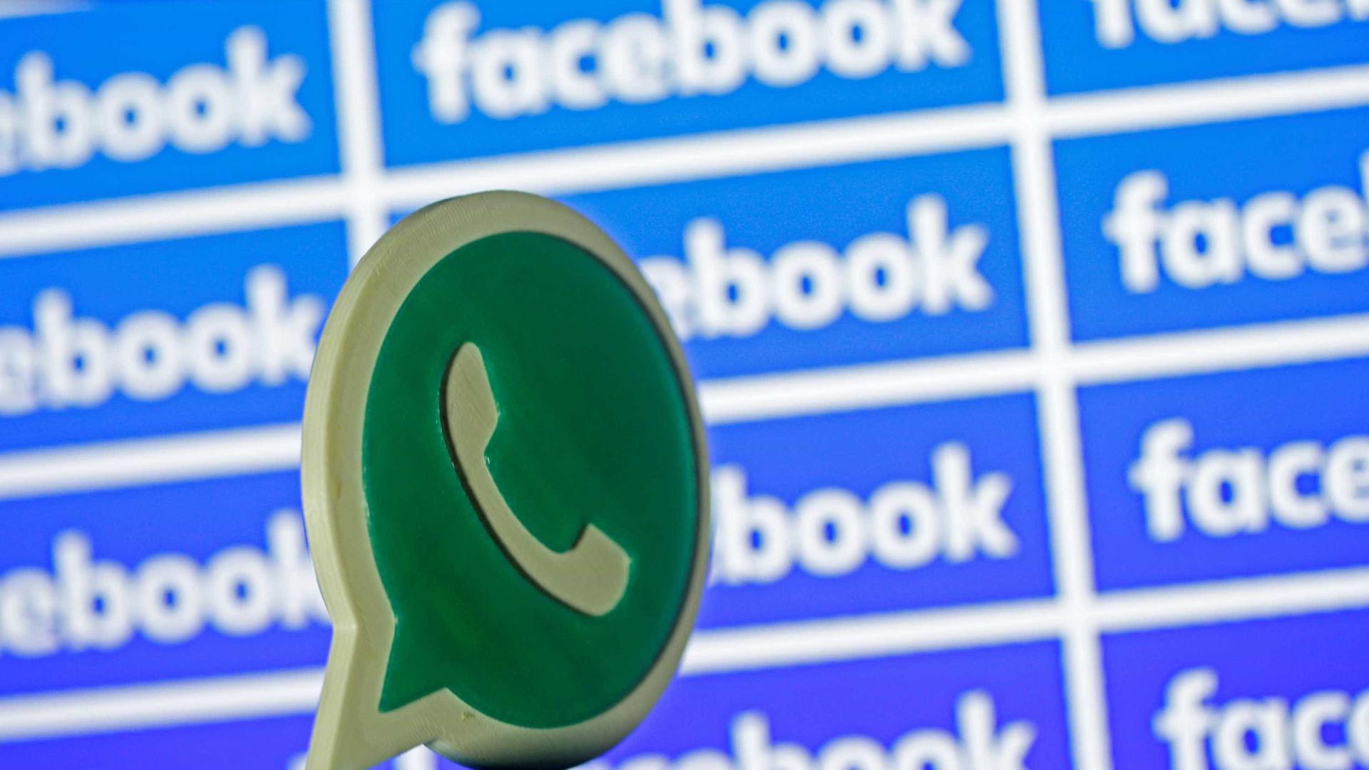WhatsApp ganhará os adesivos do Facebook