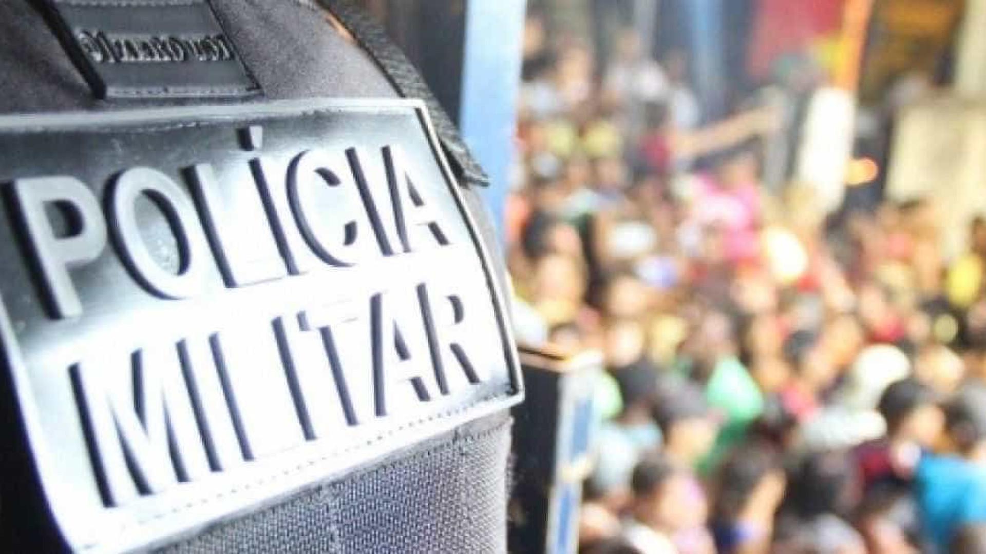 14 pessoas são presas no Carnaval  de Salvador nesta sexta