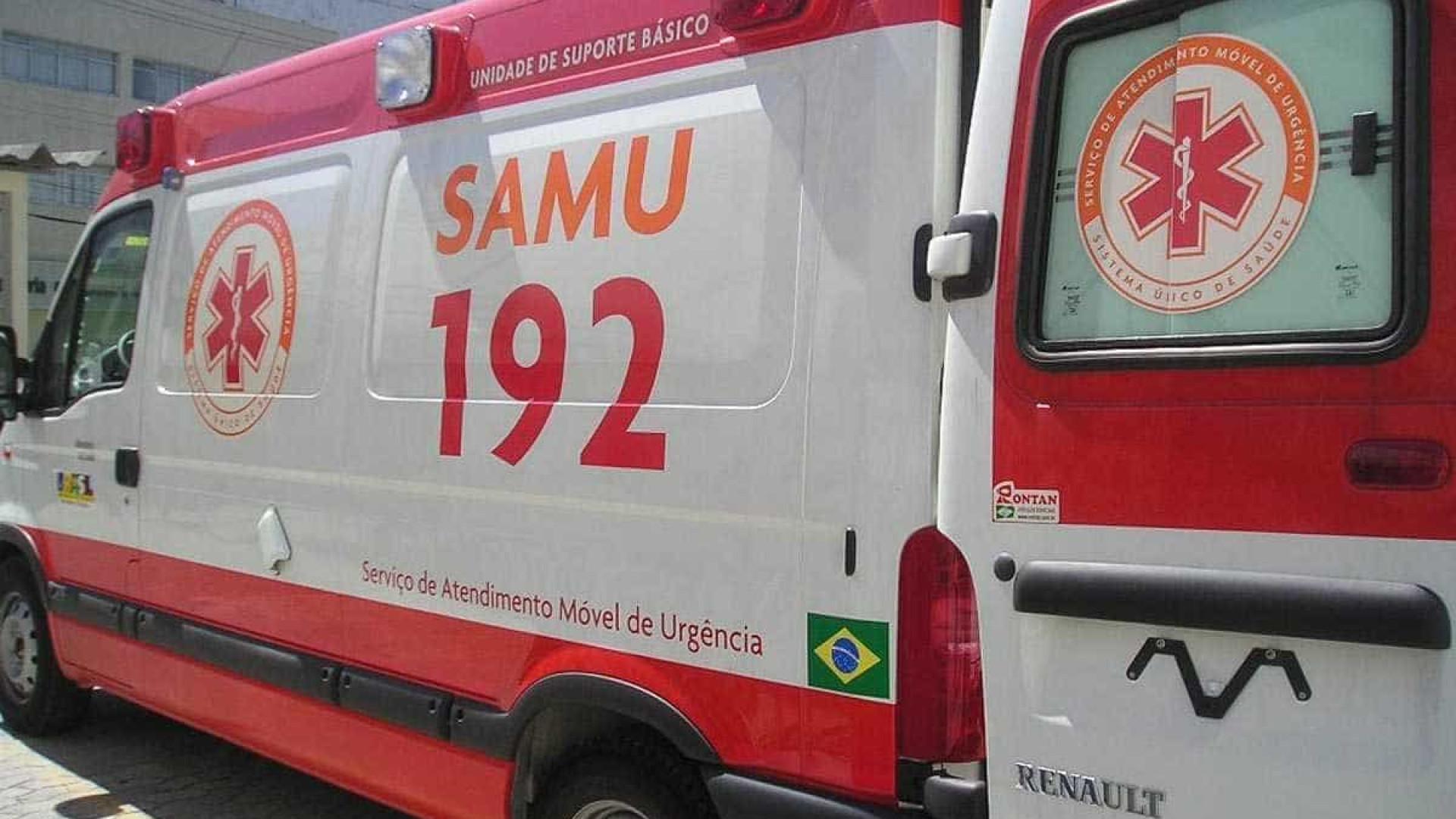 Acidente entre carro e ônibus deixa mortos em São Bernardo, no ABC