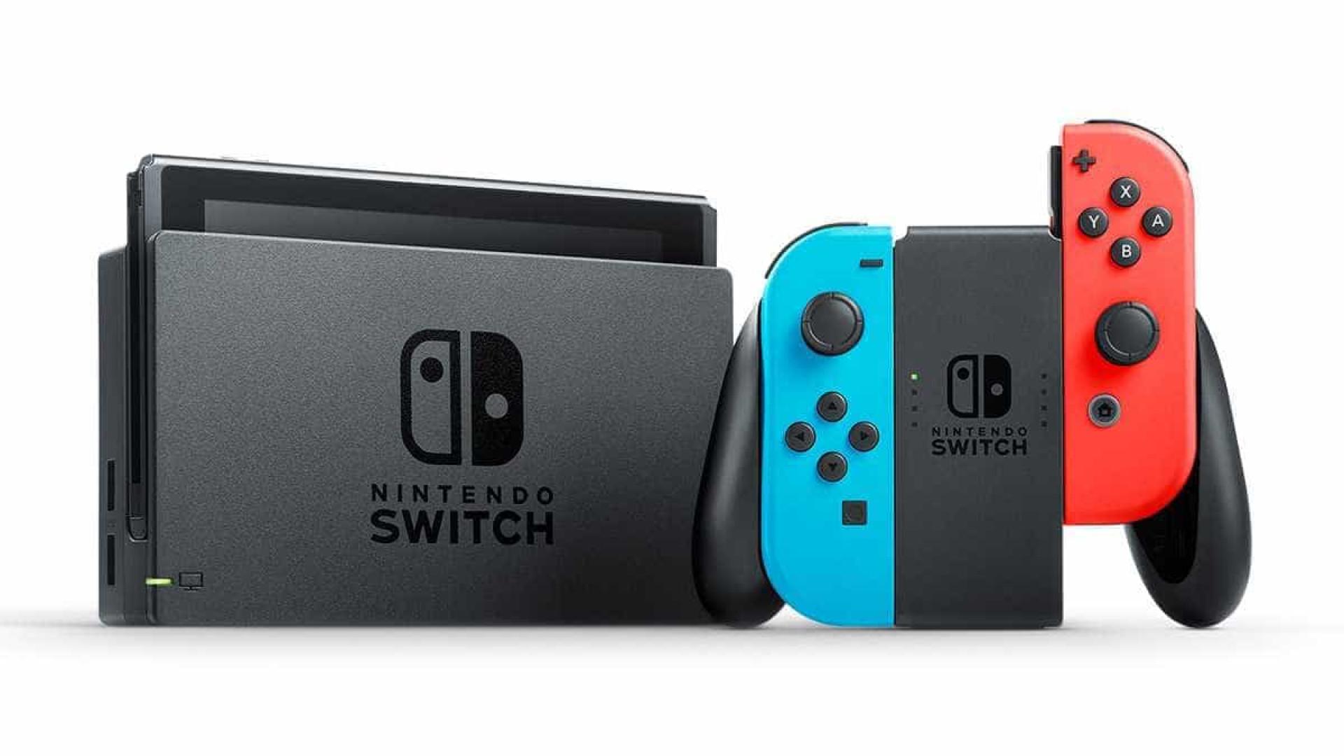 """Novo console da Nintendo tem vendas """"acima das expectativas"""""""