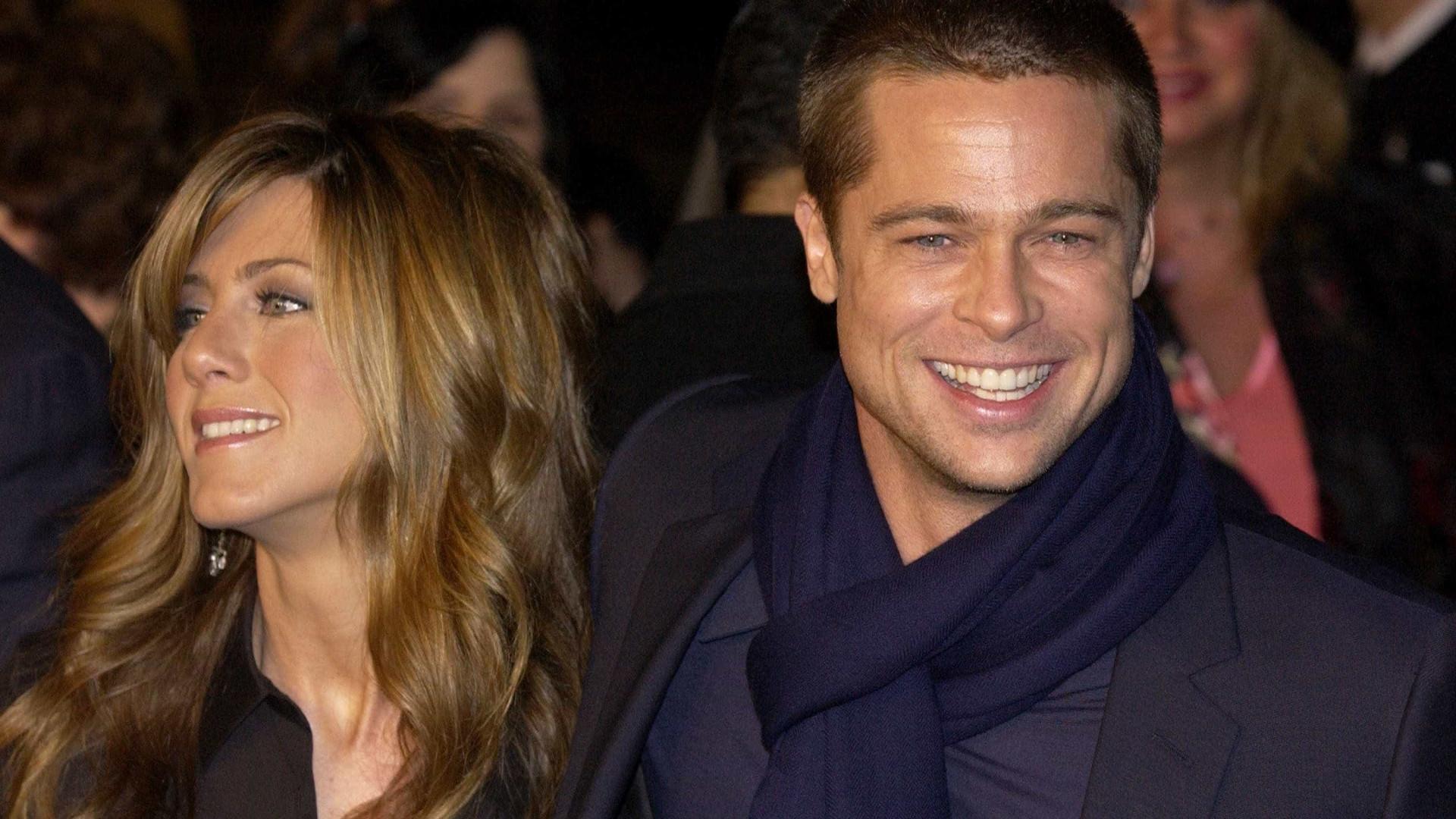 Jennifer Aniston e Brad Pitt podem estar vivendo novo romance