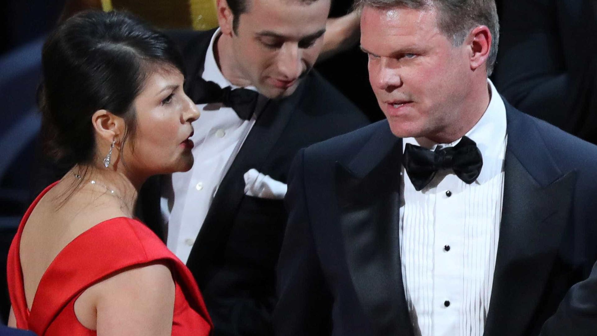 Responsável por gafe no Oscar queria  fazer esquete durante cerimônia