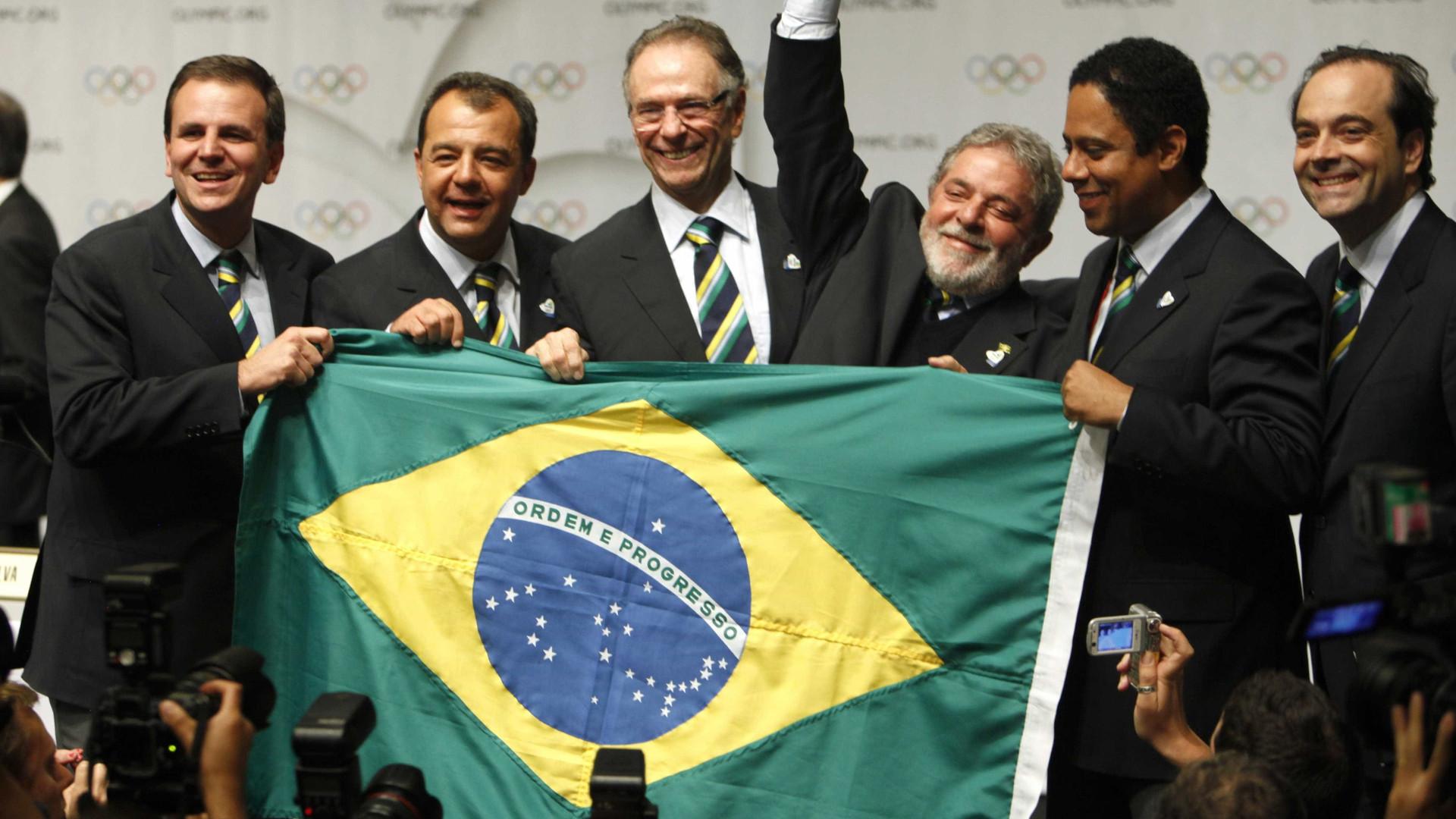 Cabral afirma que Lula e Paes sabiam de propina pela Rio-2016