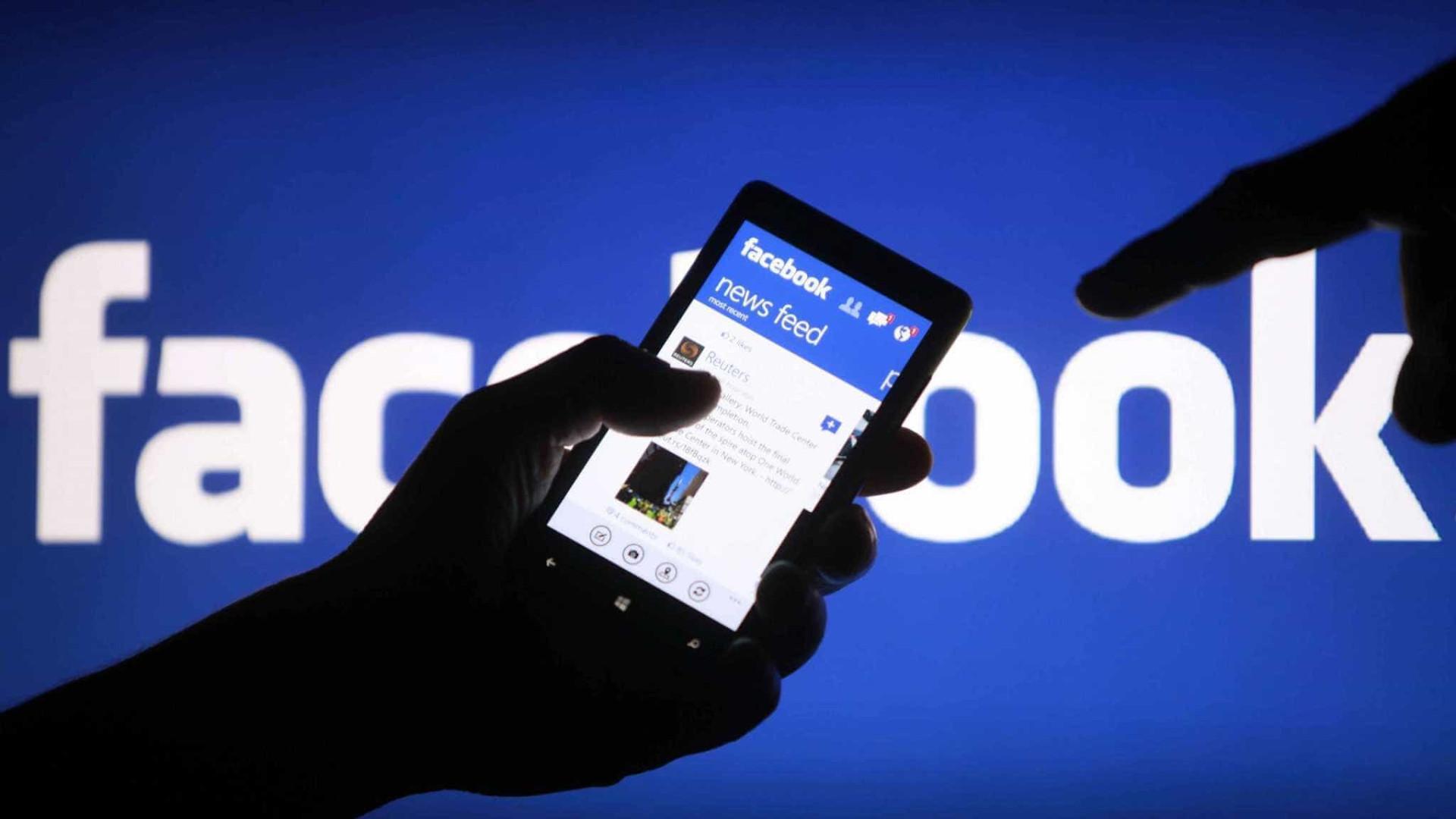 Facebook testa botão de GIFs em comentários da rede social