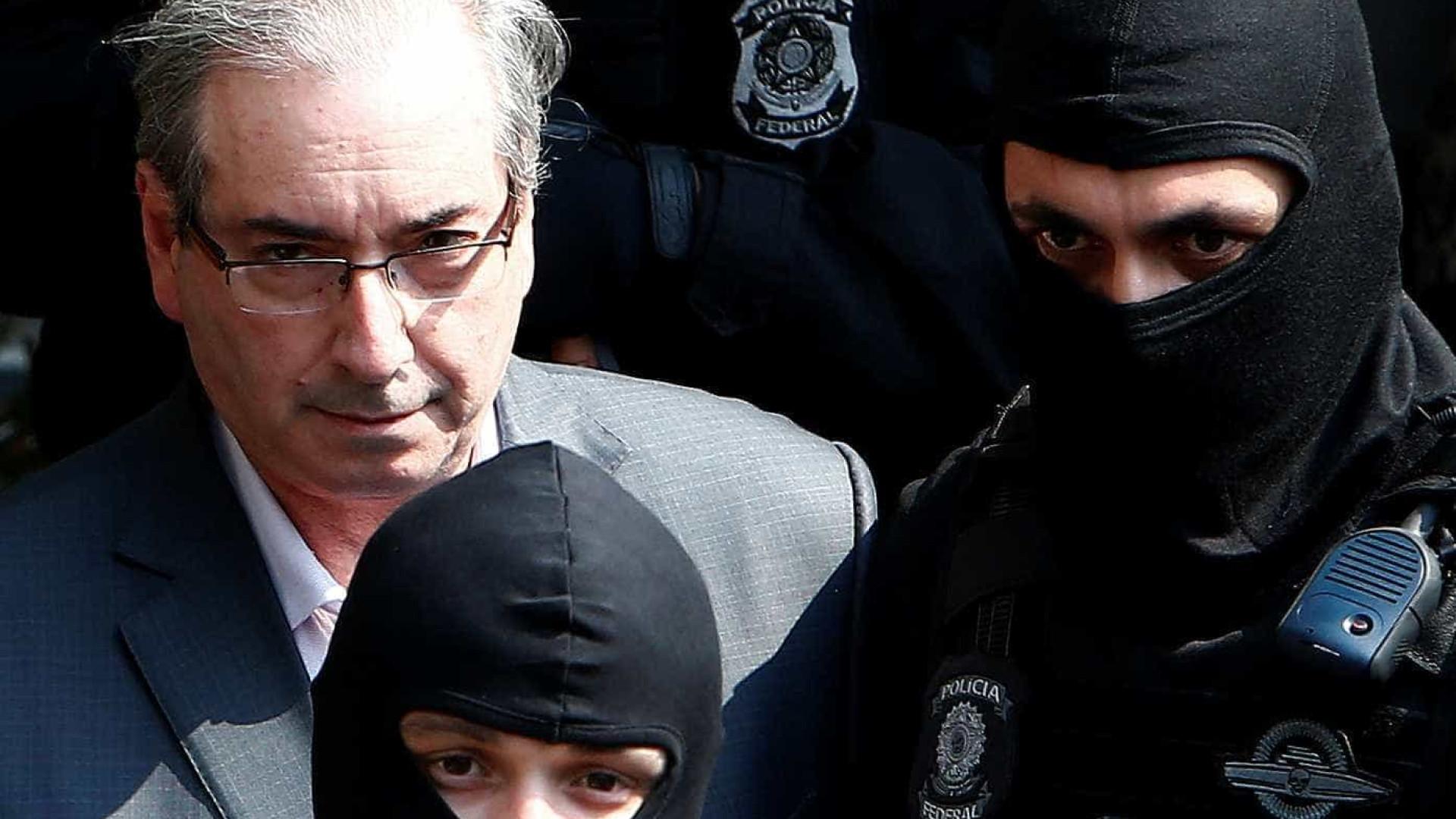 Defesa de Cunha vai recorrer a decisão de Moro