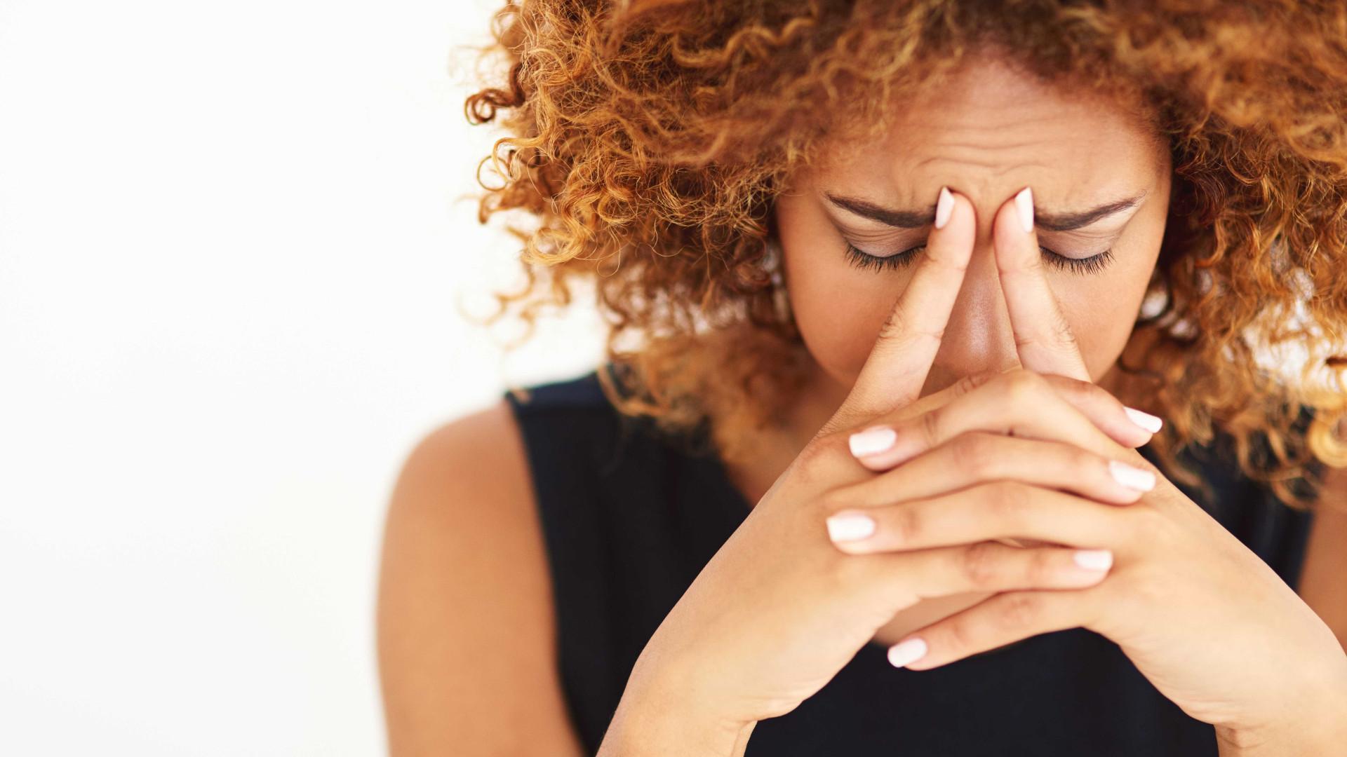 Depressão aumenta riscos de problema cardiovascular