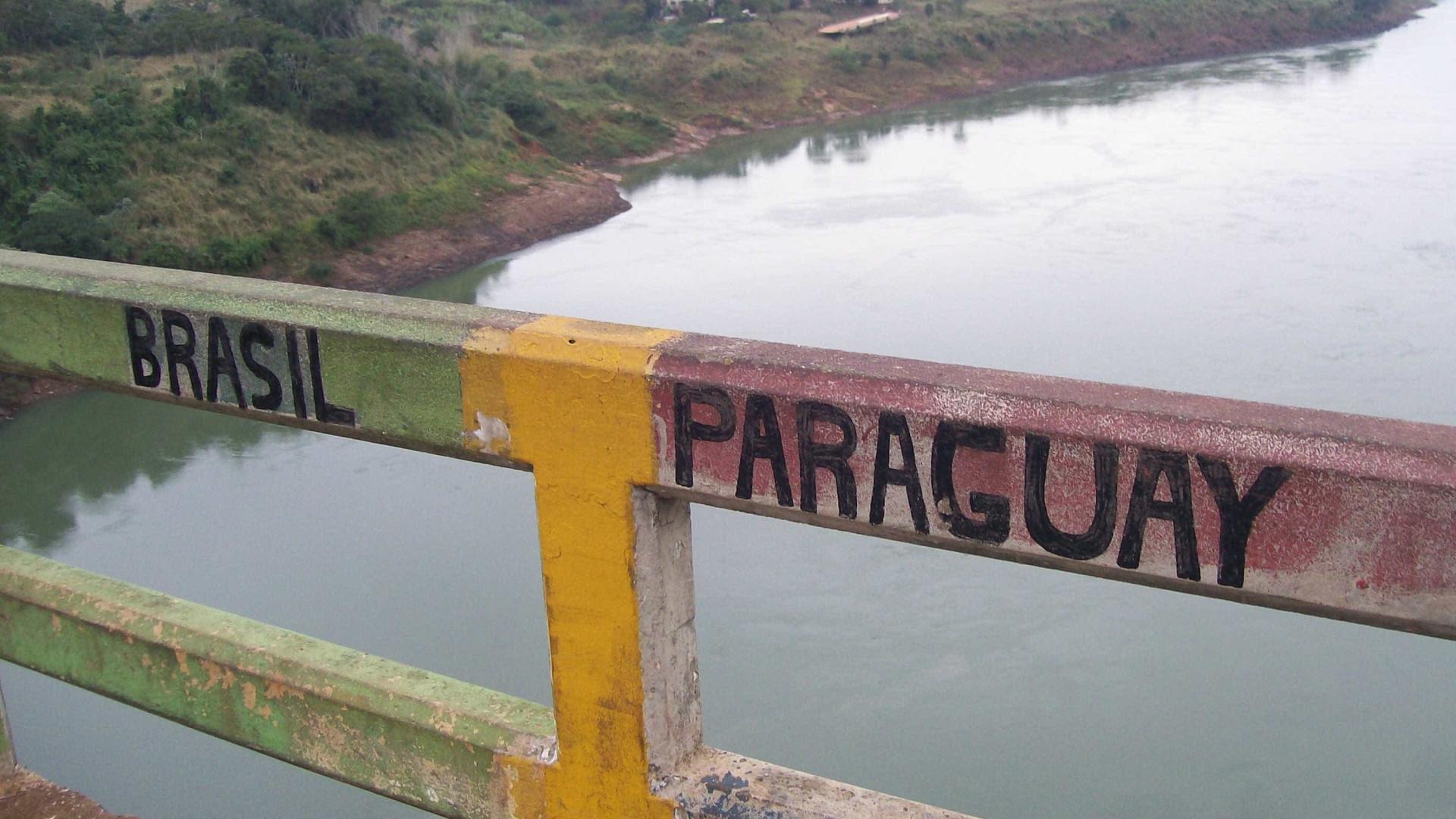 Paraguai fecha Ponte da Amizade, em Foz do Iguaçu (PR)