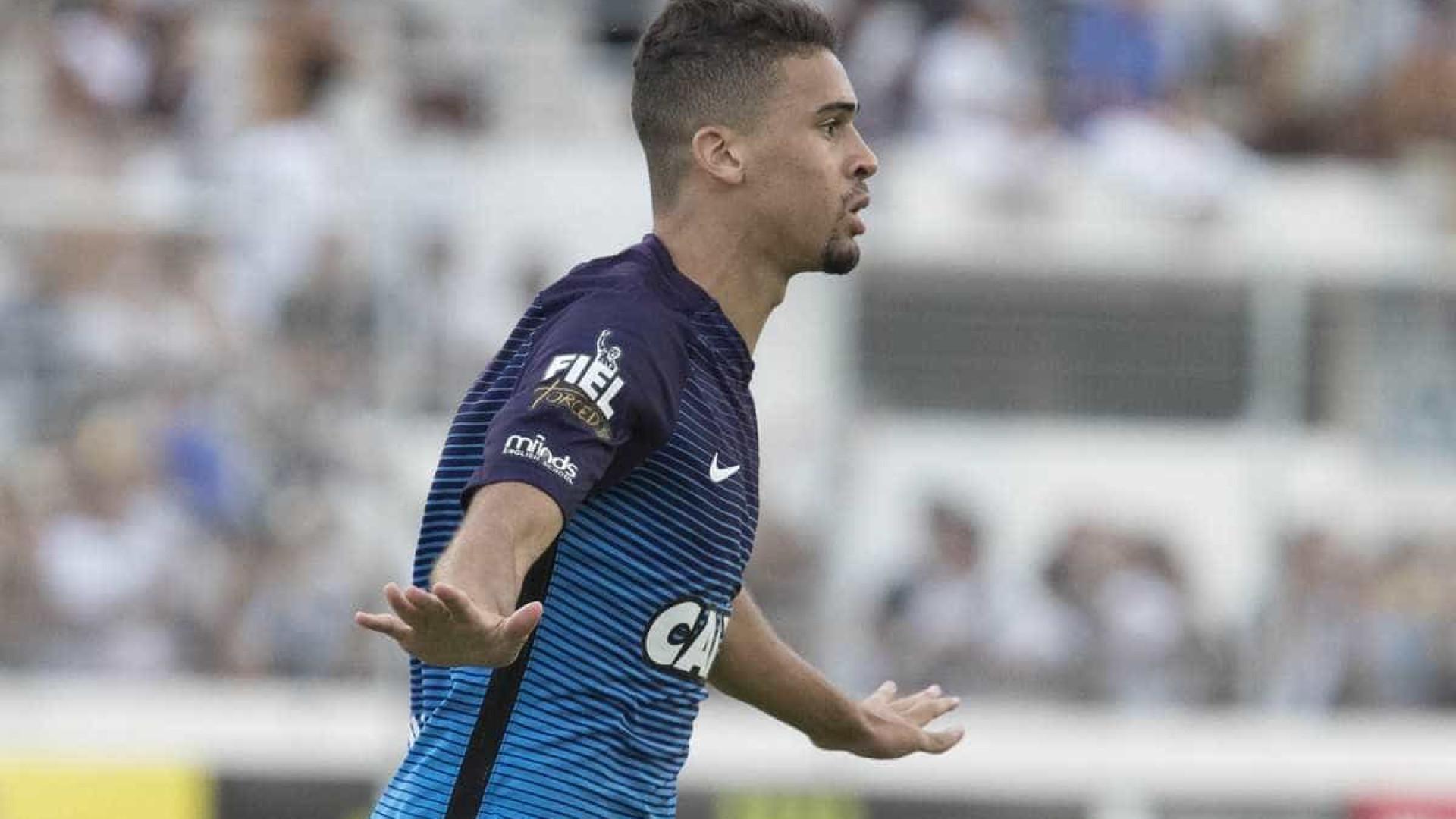 Léo Santos passa por cirurgia e só retornará ao Corinthians em 2020