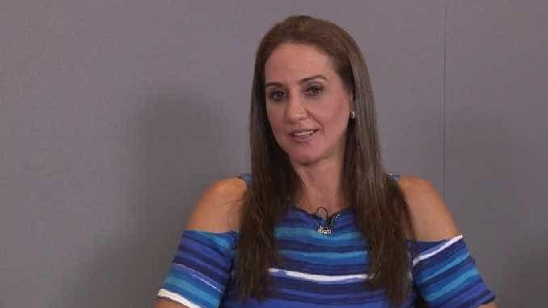 Fernanda Venturini usa redes sociais para ajudar pessoas a serem mais saudáveis