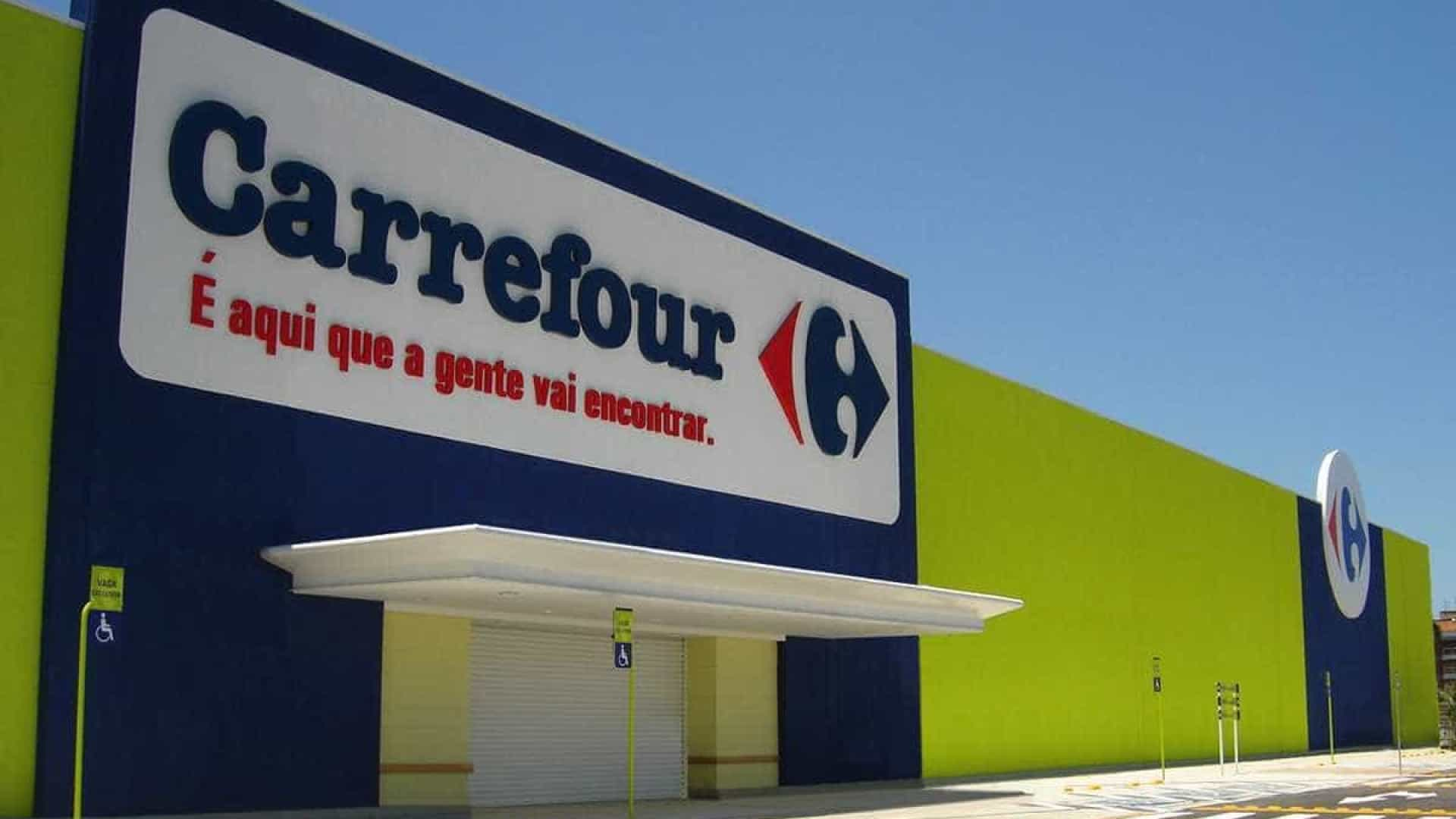 Centro de Distribuição do Carrefour no Rio é roubado por quadrilha