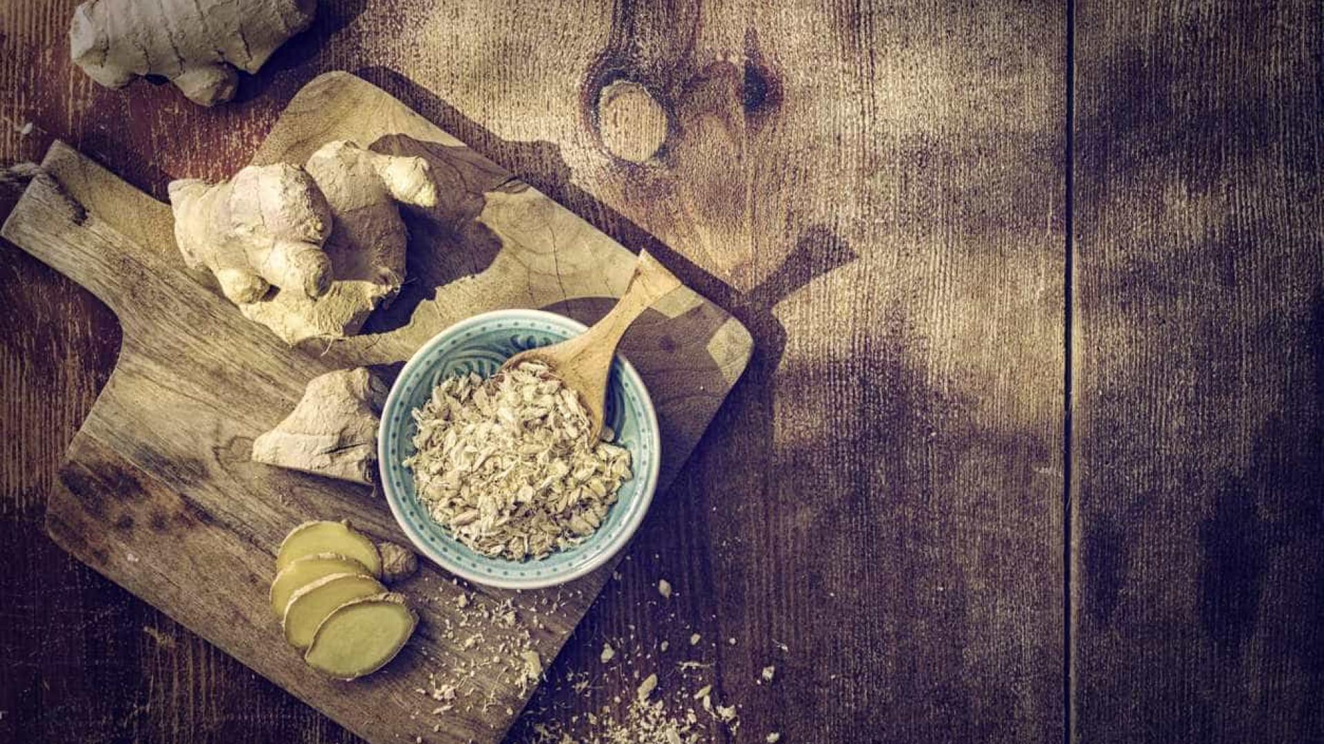 Quatro alimentos aliados do sistema respiratório