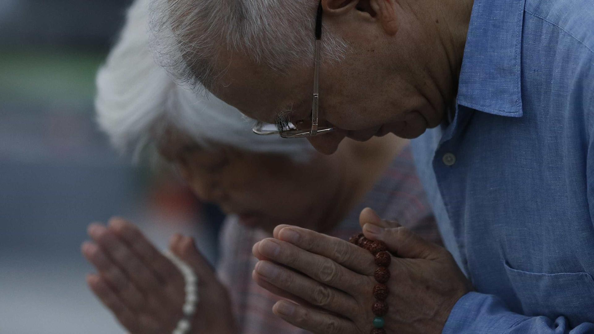 Sobreviventes de Hiroshima atuam  em peça teatral em SP