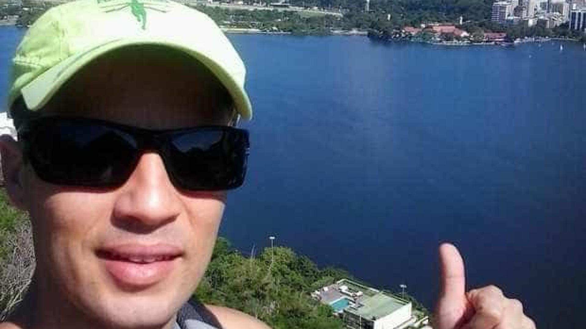Corpo de triatleta que sumiu em competição é encontrado no RJ
