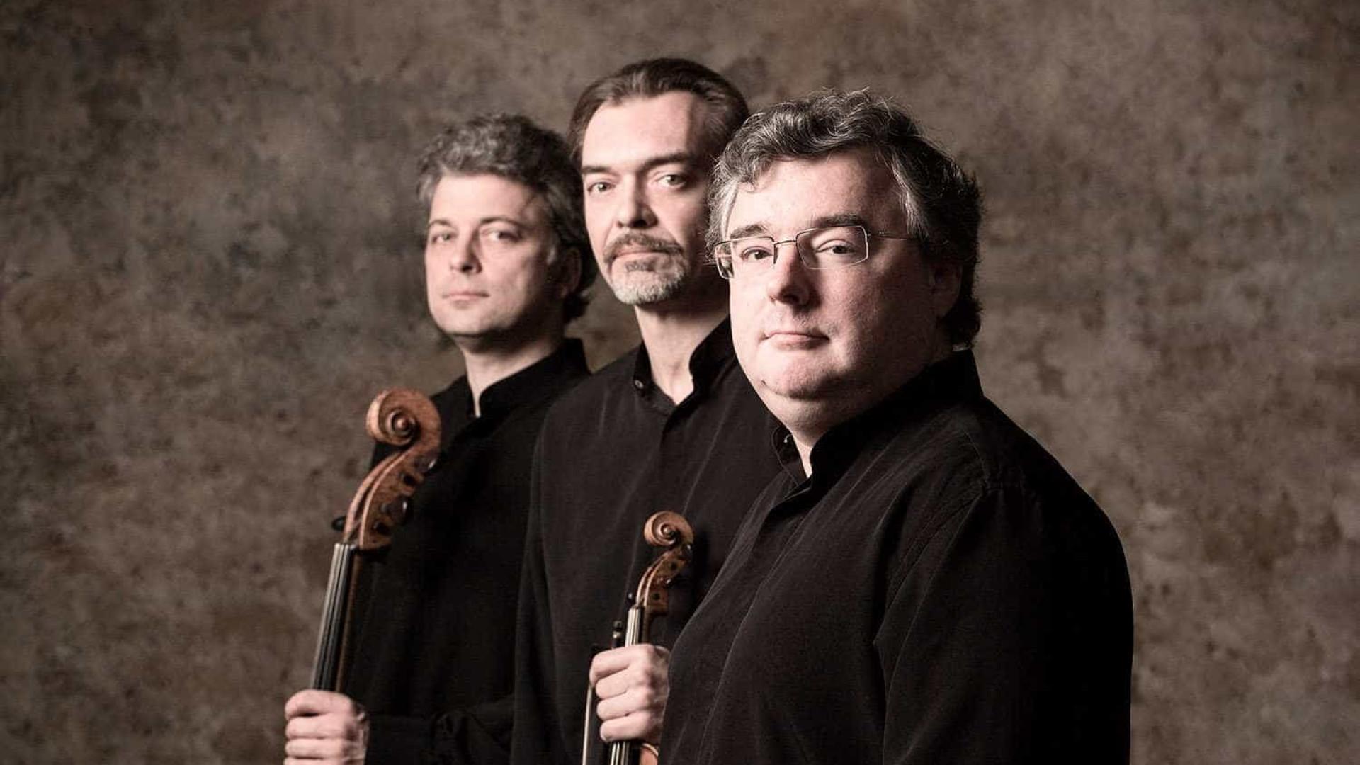 Trio Wanderer abre concertos da Cultura Artística nesta terça