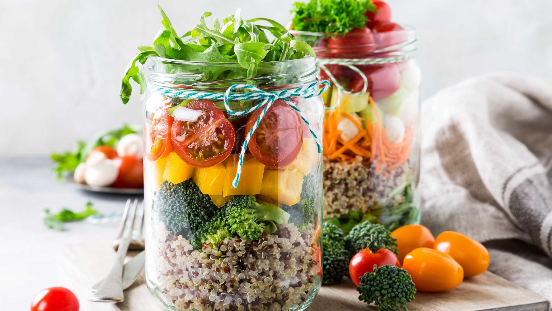 MAIS LIDAS DA SEMANA: confira 5 receitas de refeições no pote