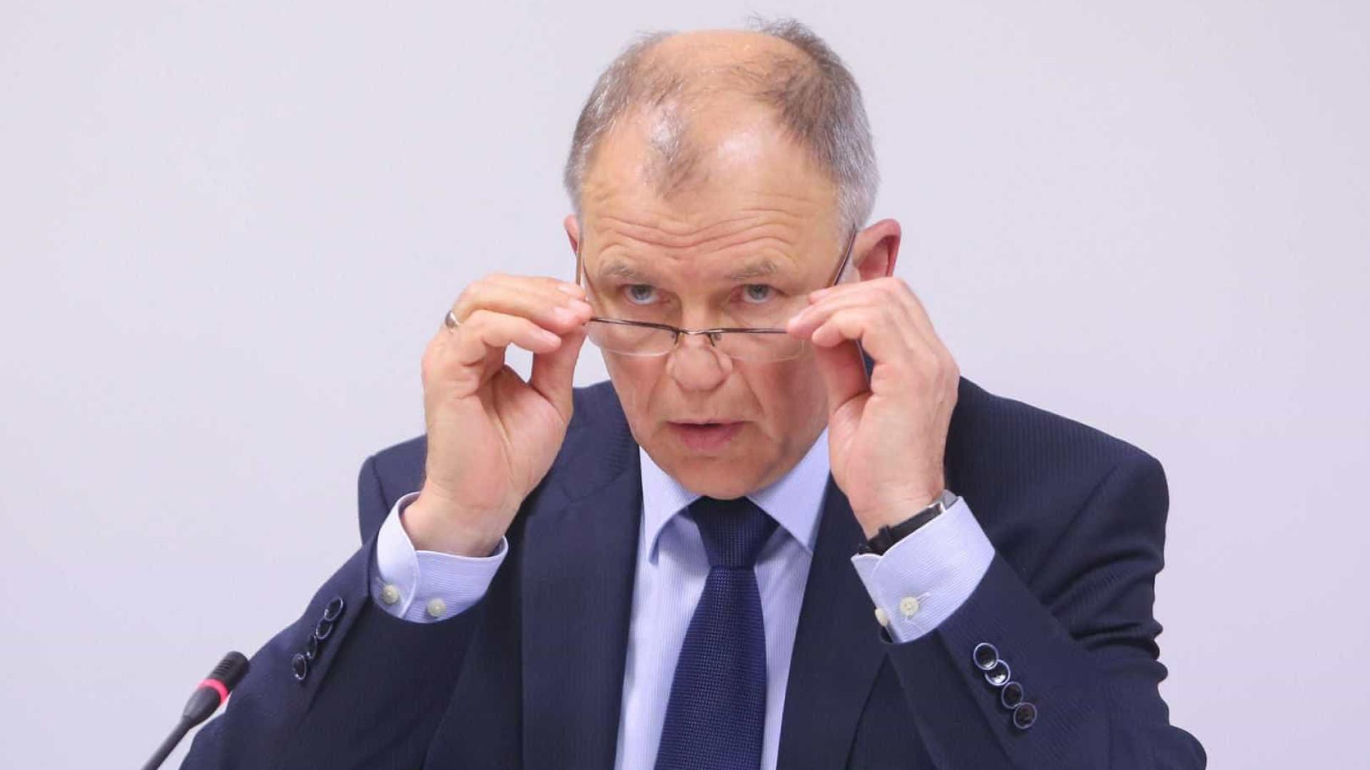 Comissário da UE diz que teve discussão 'franca' com Maggi