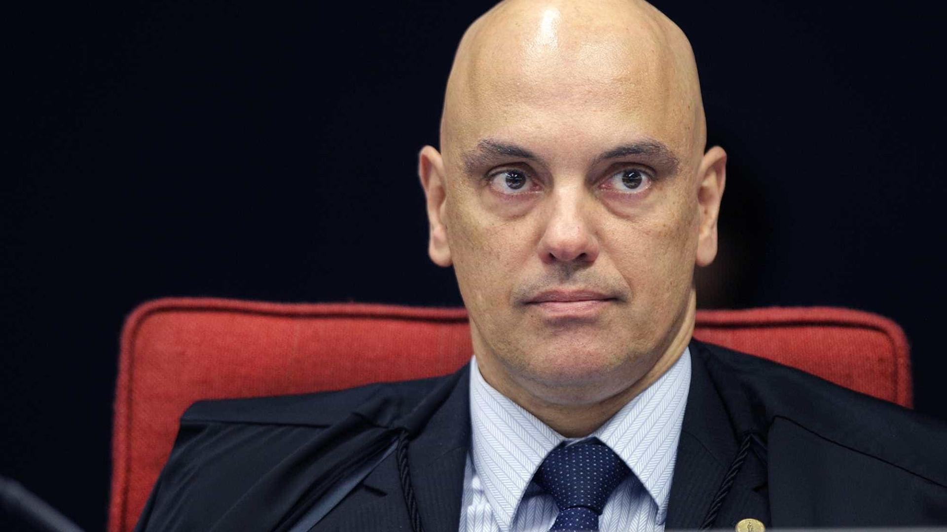 Moraes permite uso de dados do Facebook pela PF